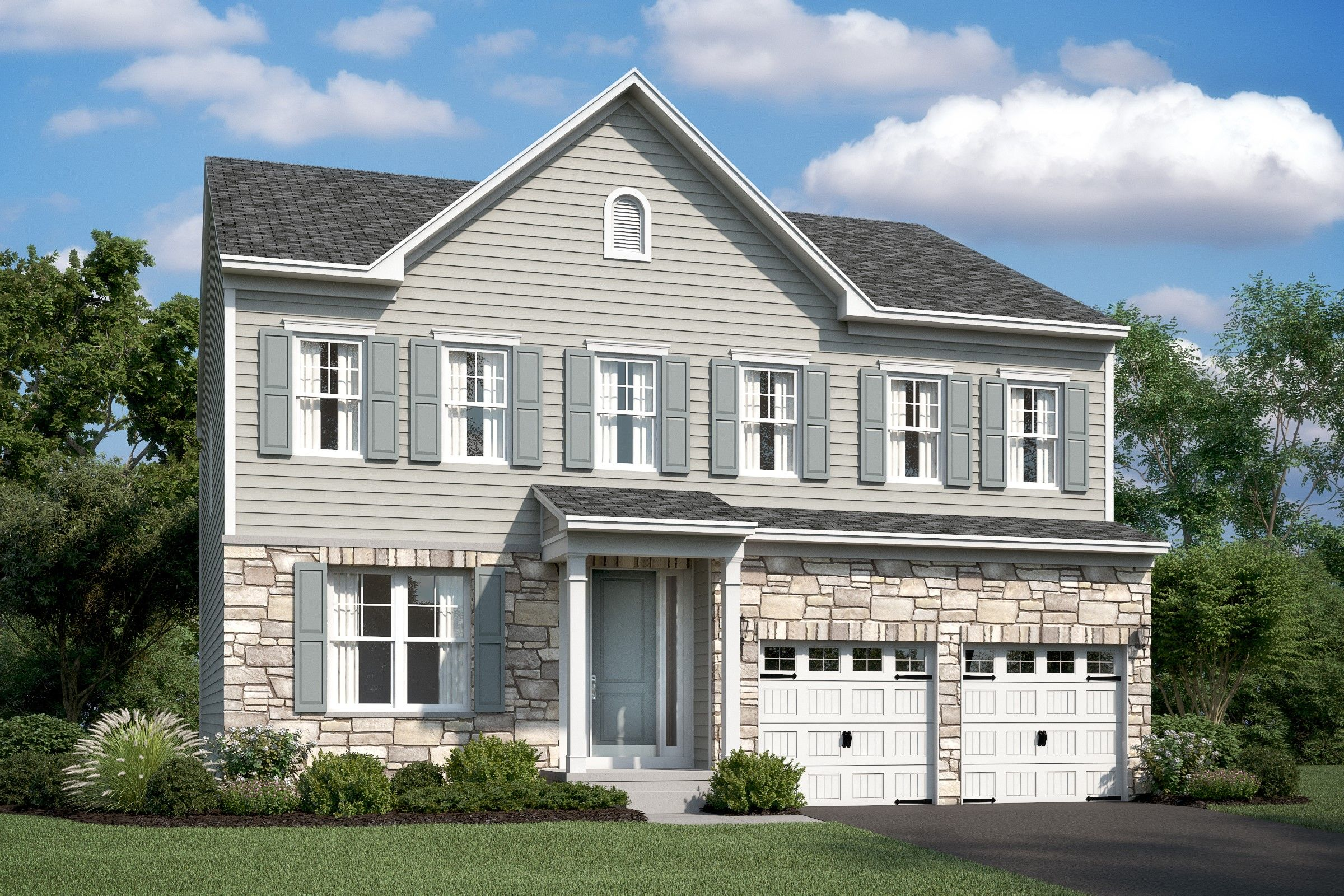 Single Family for Active at Eden Terrace - Lexington 110 Forest Avenue Catonsville, Maryland 21228 United States