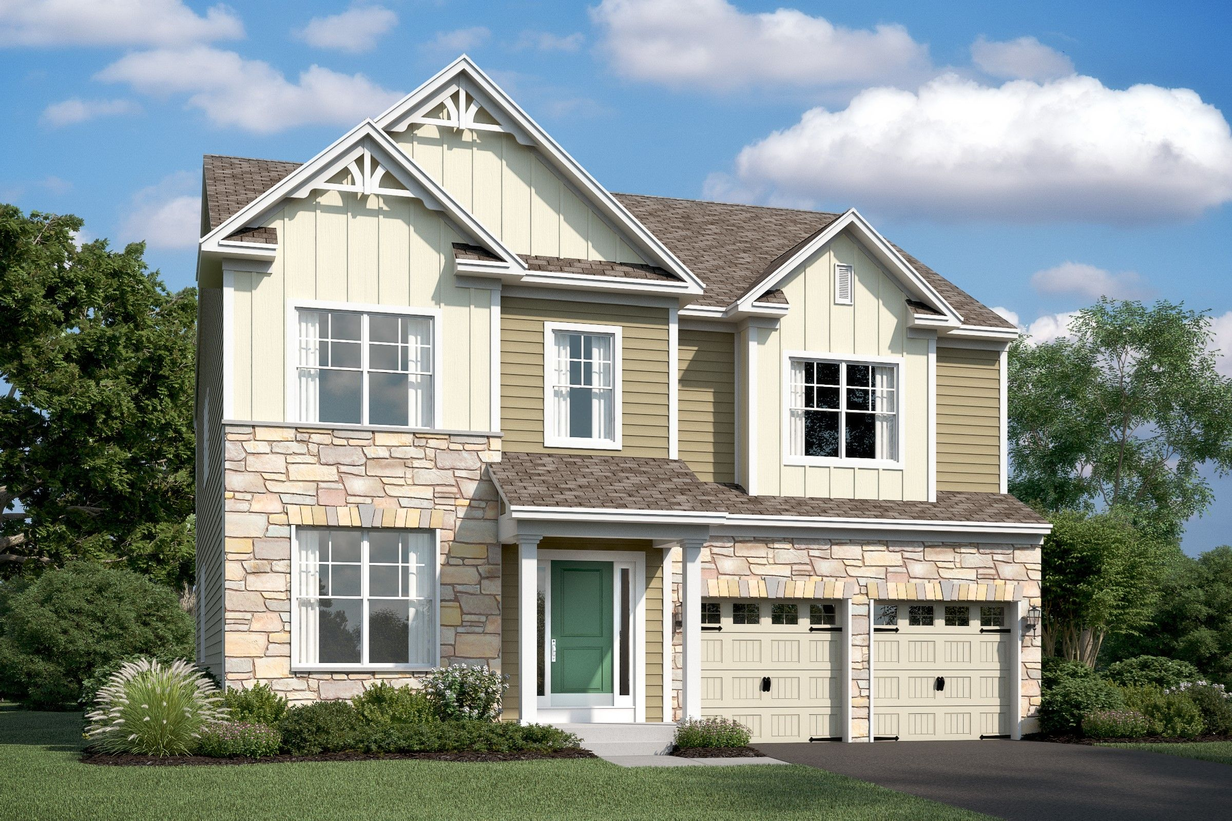 Single Family for Active at Eden Terrace - Callahan Ii 110 Forest Avenue Catonsville, Maryland 21228 United States