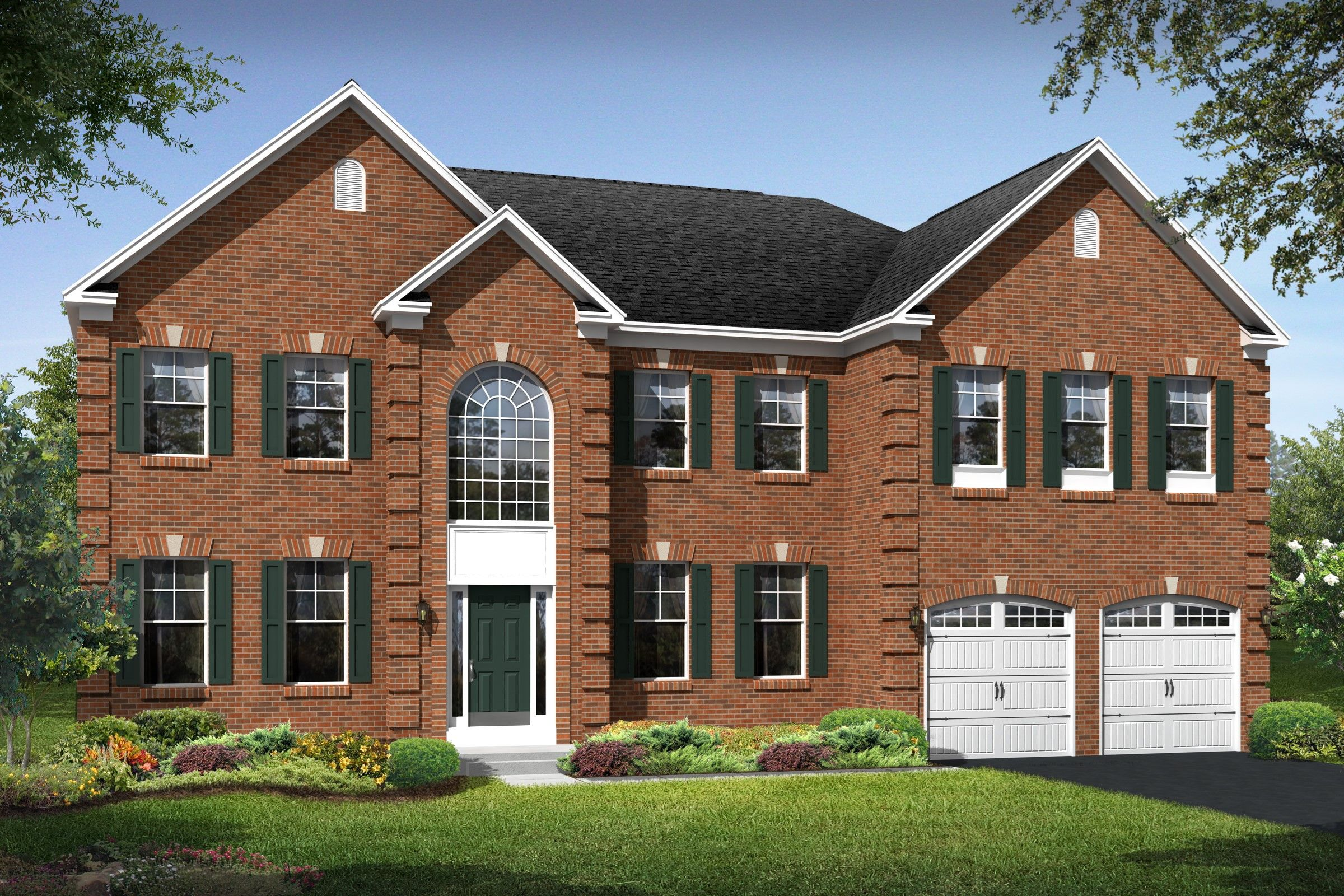 Single Family for Active at Magness Farms - Colorado 1304 Merlot Drive Bel Air, Maryland 21015 United States
