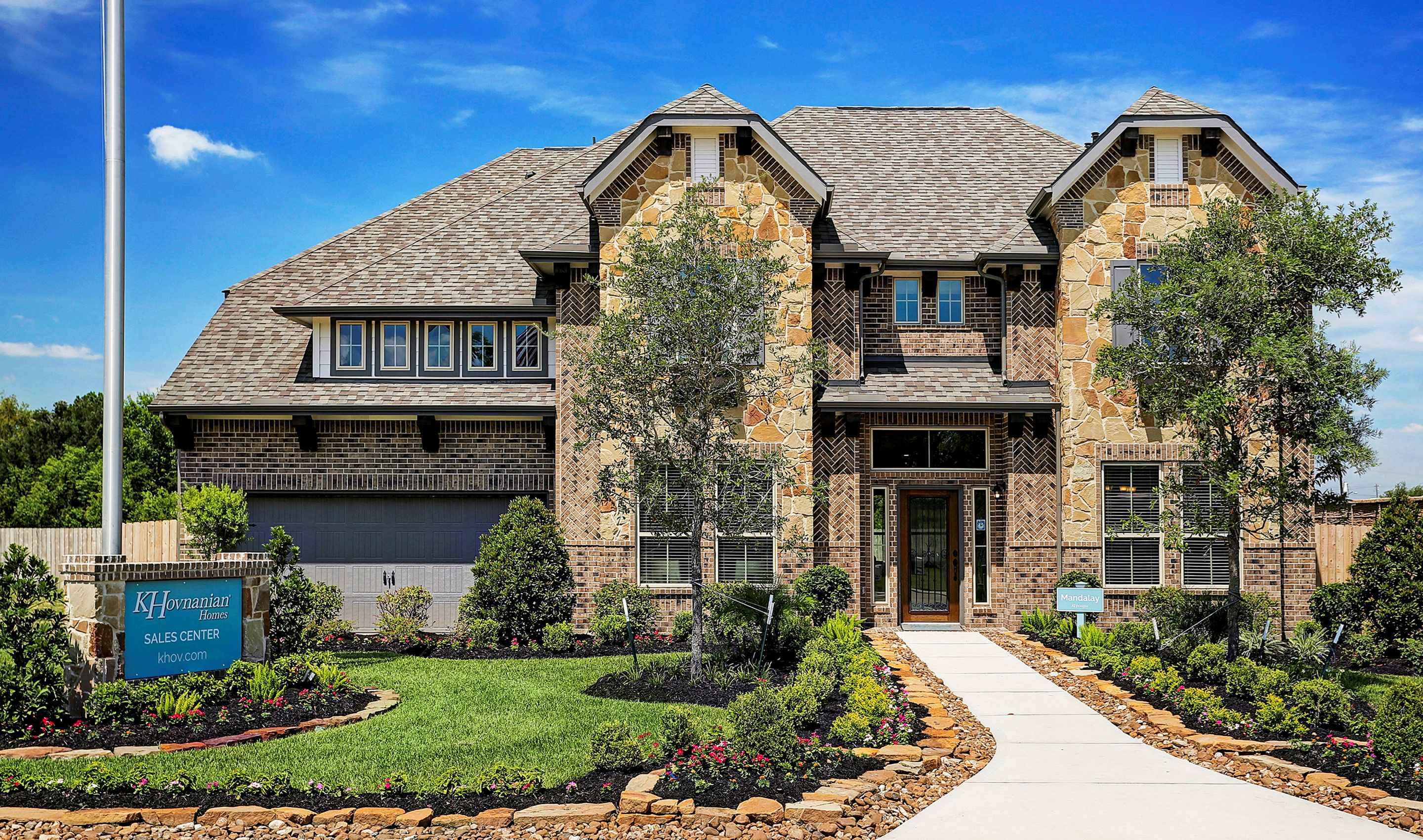 Single Family for Sale at Mandalay 2808 Afton Drive, Homesite 4 Pearland, Texas 77584 United States