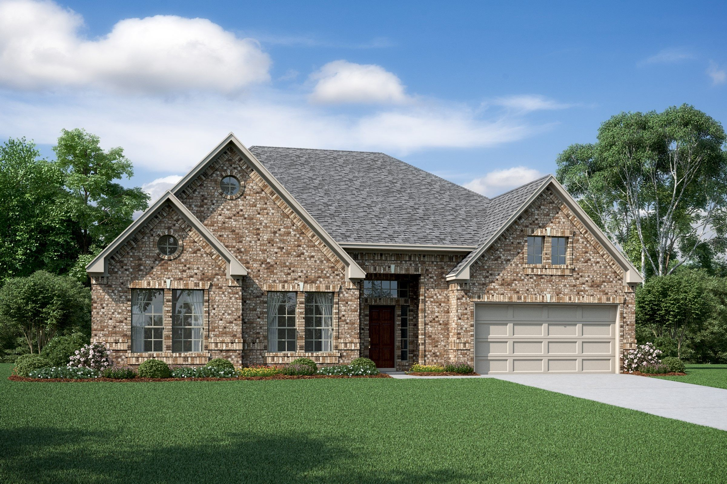 Single Family for Sale at Samuel 14827 Starwood Drive, Homesite 7 Baytown, Texas 77523 United States