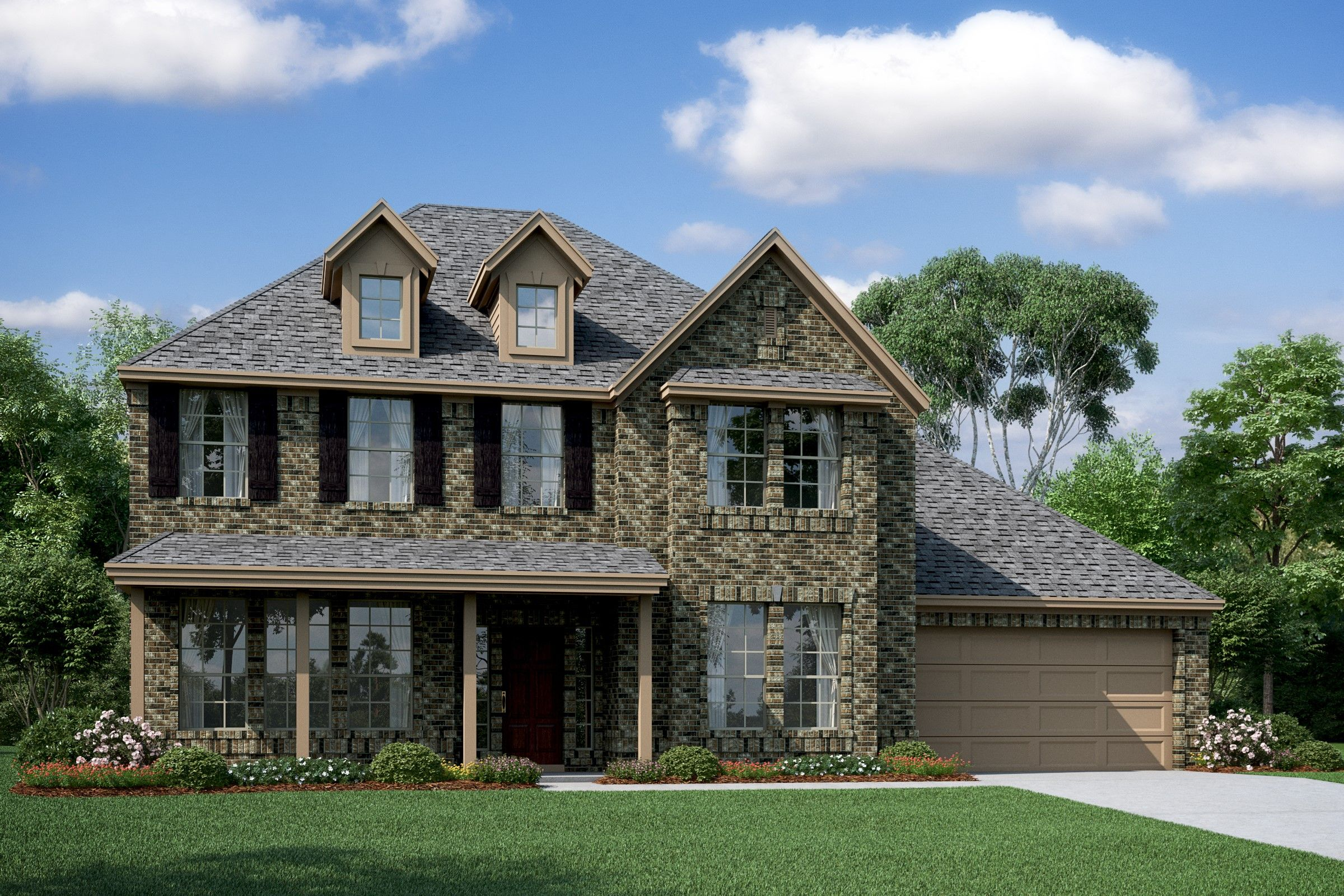 Single Family for Sale at Millie 9242 Windsong Drive, Homesite 16 Baytown, Texas 77523 United States