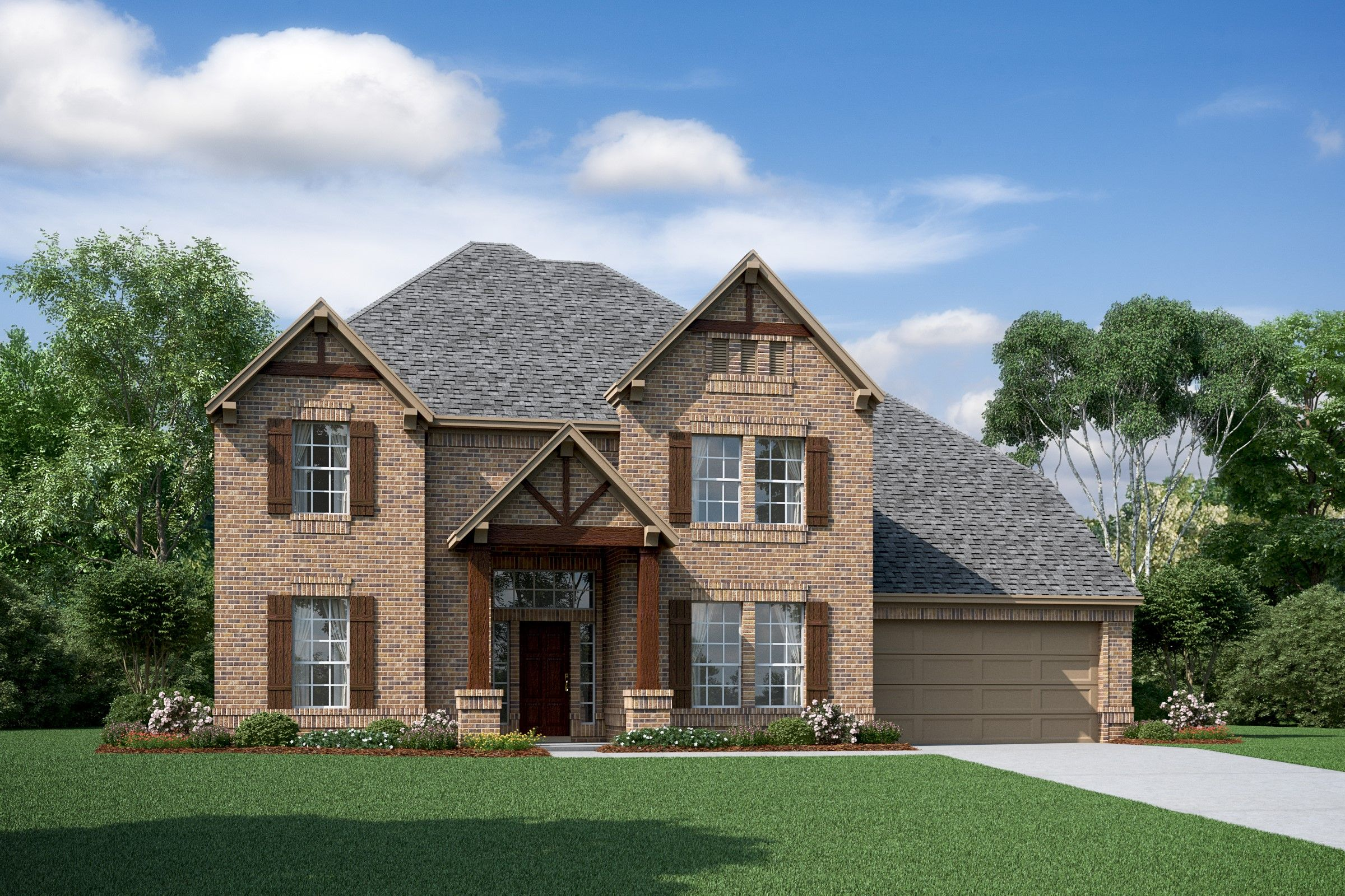 Single Family for Sale at Jonathan 9335 Windsong Drive, Homesite 11 Baytown, Texas 77523 United States