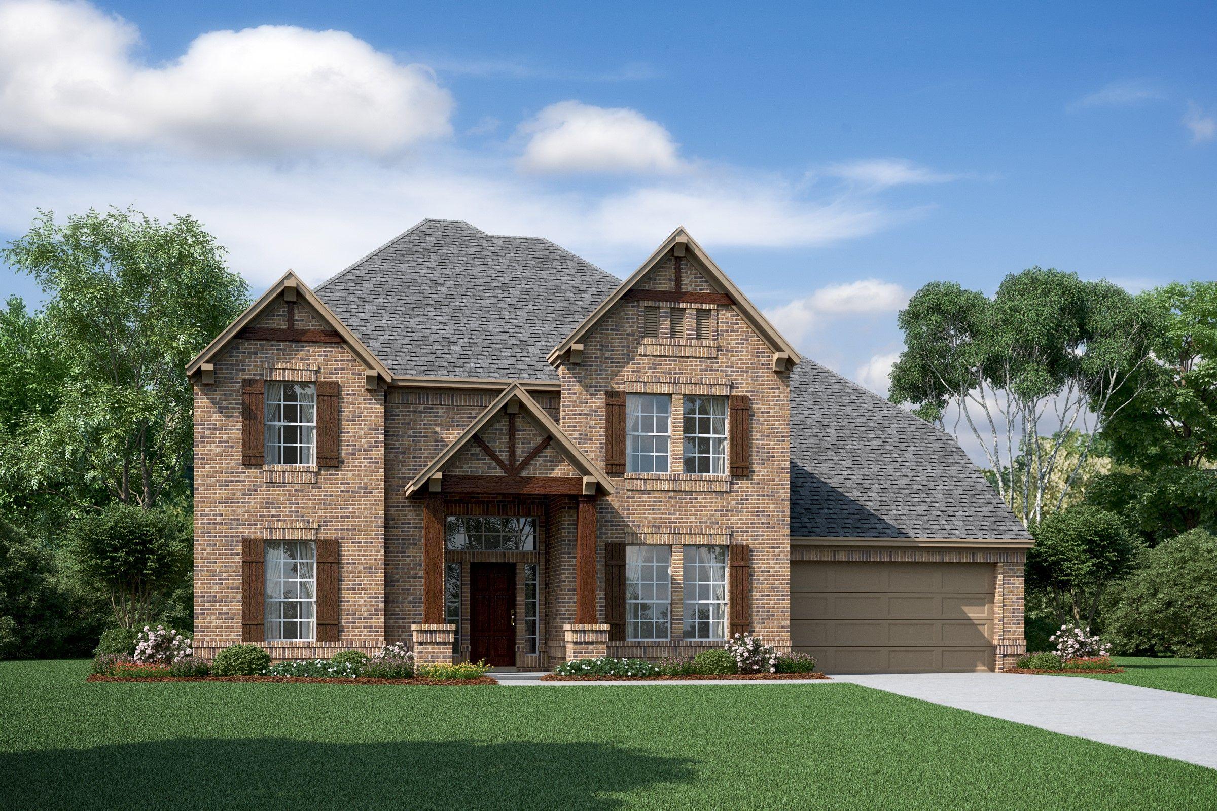 Single Family for Sale at Jonathan 14811 Starwood Drive, Homesite 9 Baytown, Texas 77523 United States