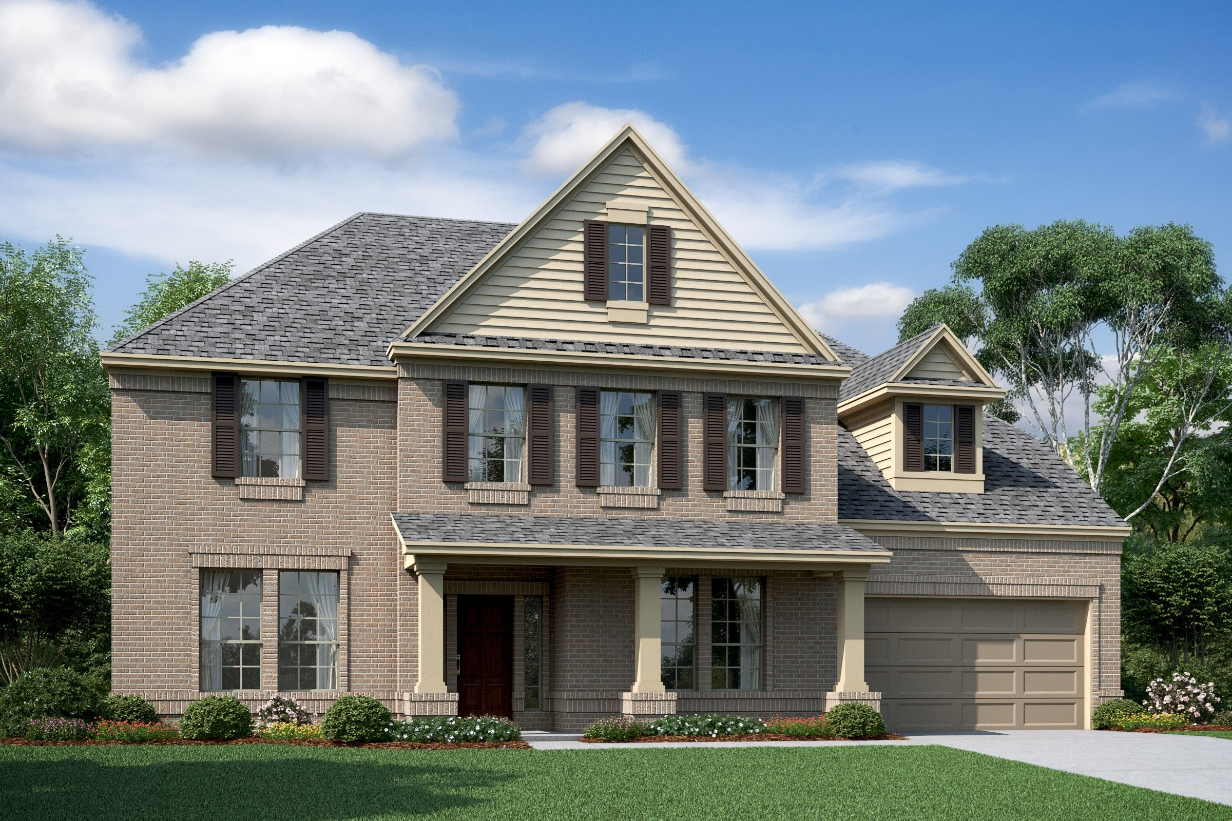 Single Family for Sale at Lauren 14810 Starwood Drive, Homesite 12 Baytown, Texas 77523 United States