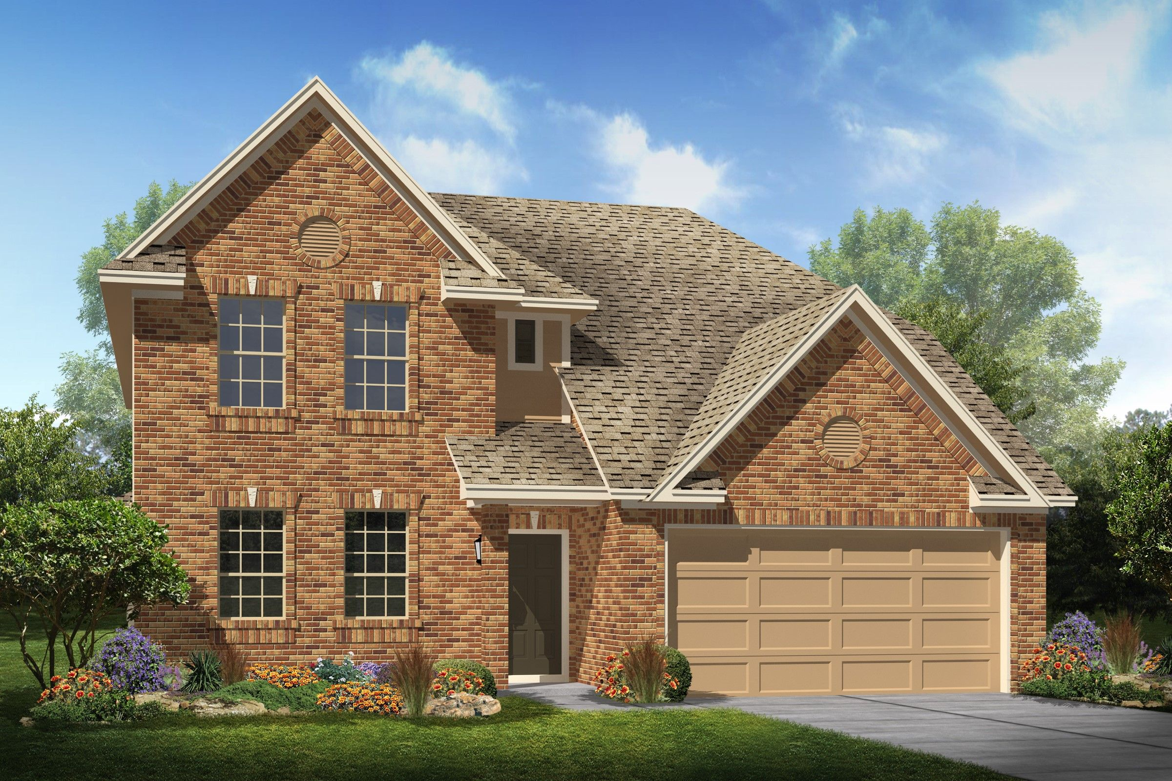 Single Family for Sale at Bayou Lakes - Bella Ii 1804 Cranston Grove Drive Dickinson, Texas 77539 United States