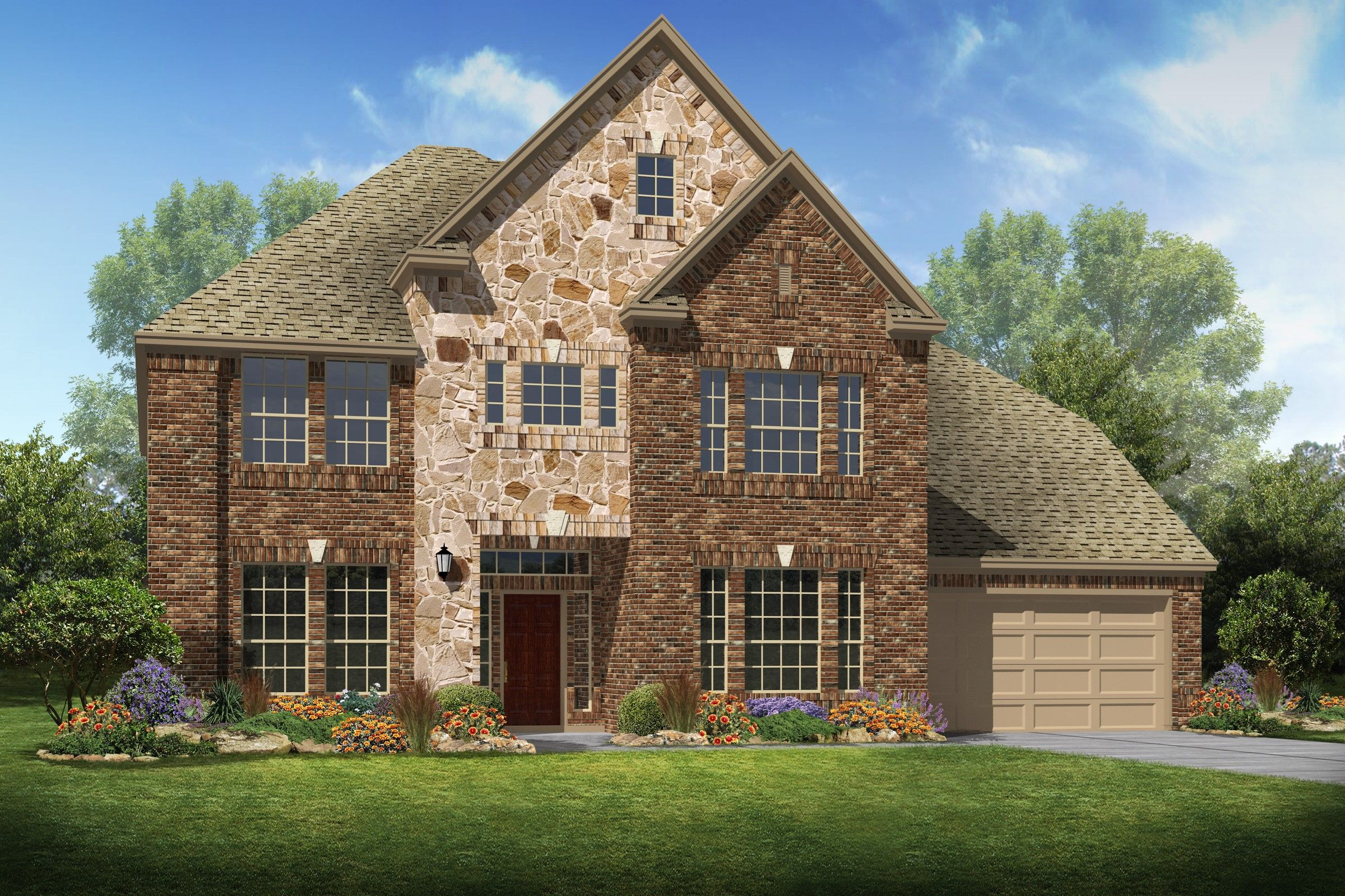 Single Family for Sale at Lane 4635 Clearwater Road, Homesite 1 Baytown, Texas 77523 United States