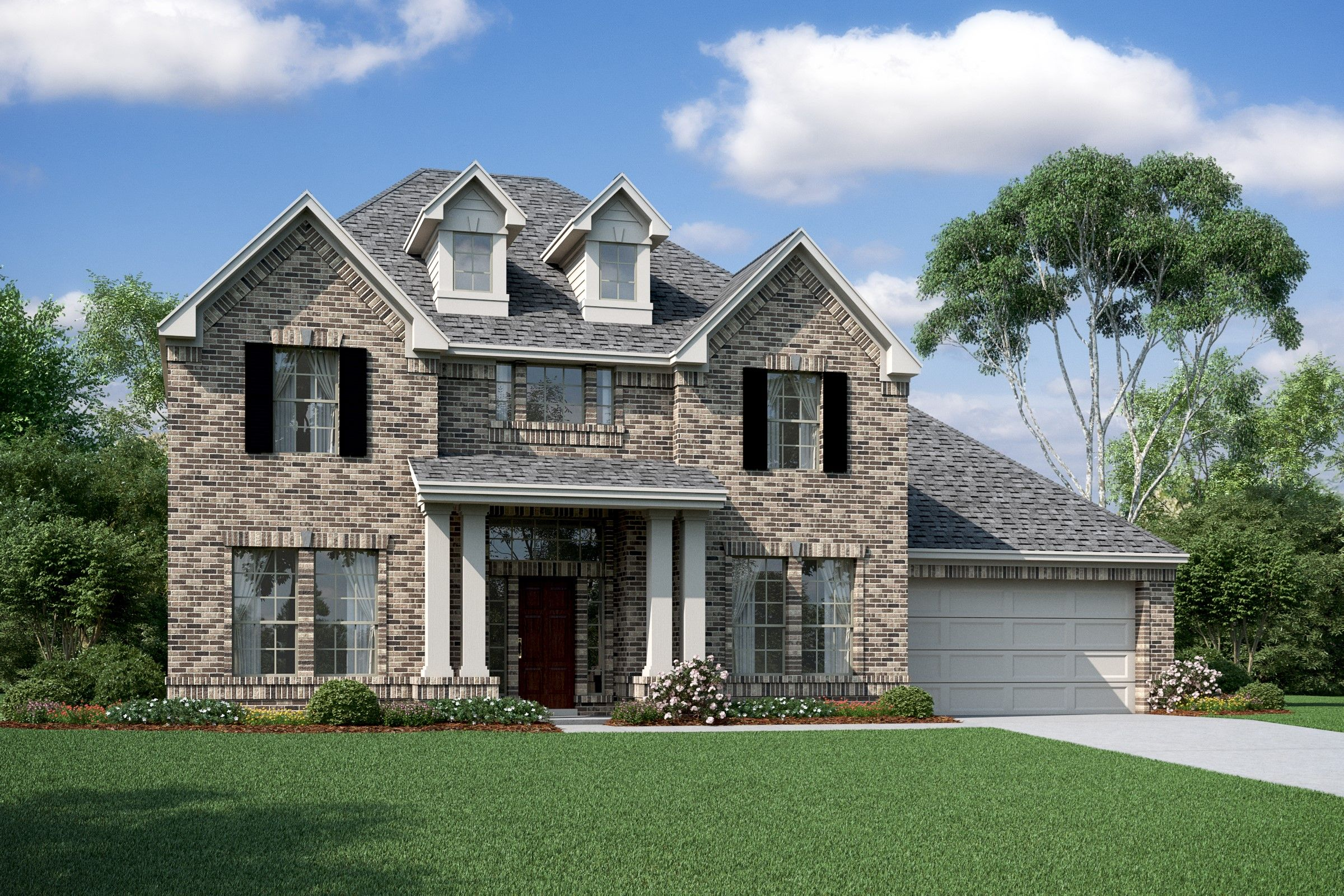 Single Family for Sale at Louise 4417 Braunig Lake Drive, Homesite 1 Dickinson, Texas 77539 United States