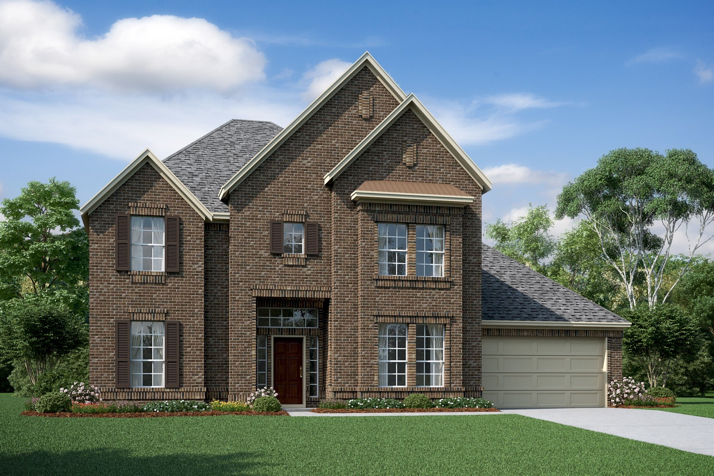 Single Family for Sale at Caroline 9343 Windsong Drive, Homesite 12 Baytown, Texas 77523 United States