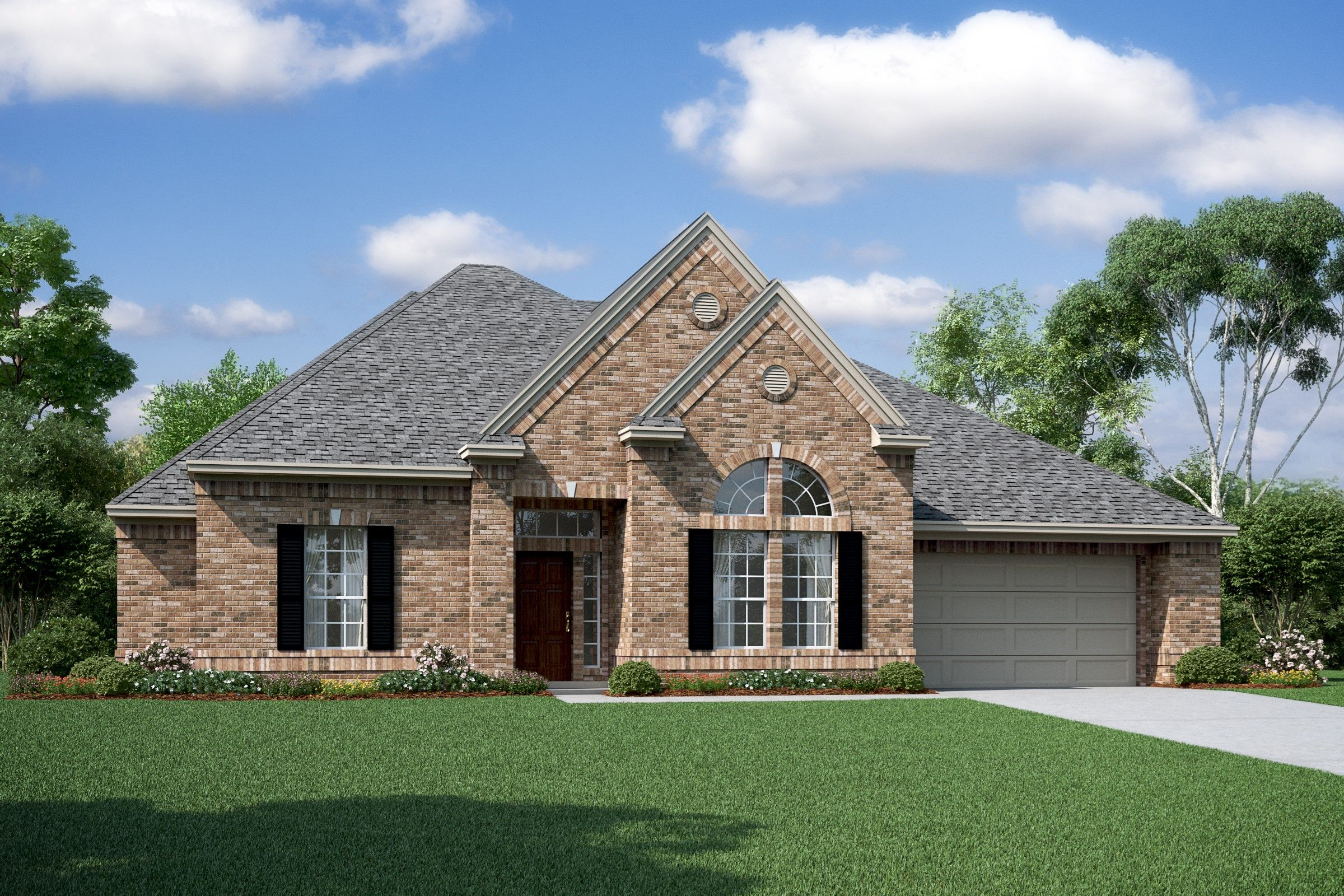 Single Family for Sale at Hayden 9310 Windsong Drive, Homesite 18 Baytown, Texas 77523 United States