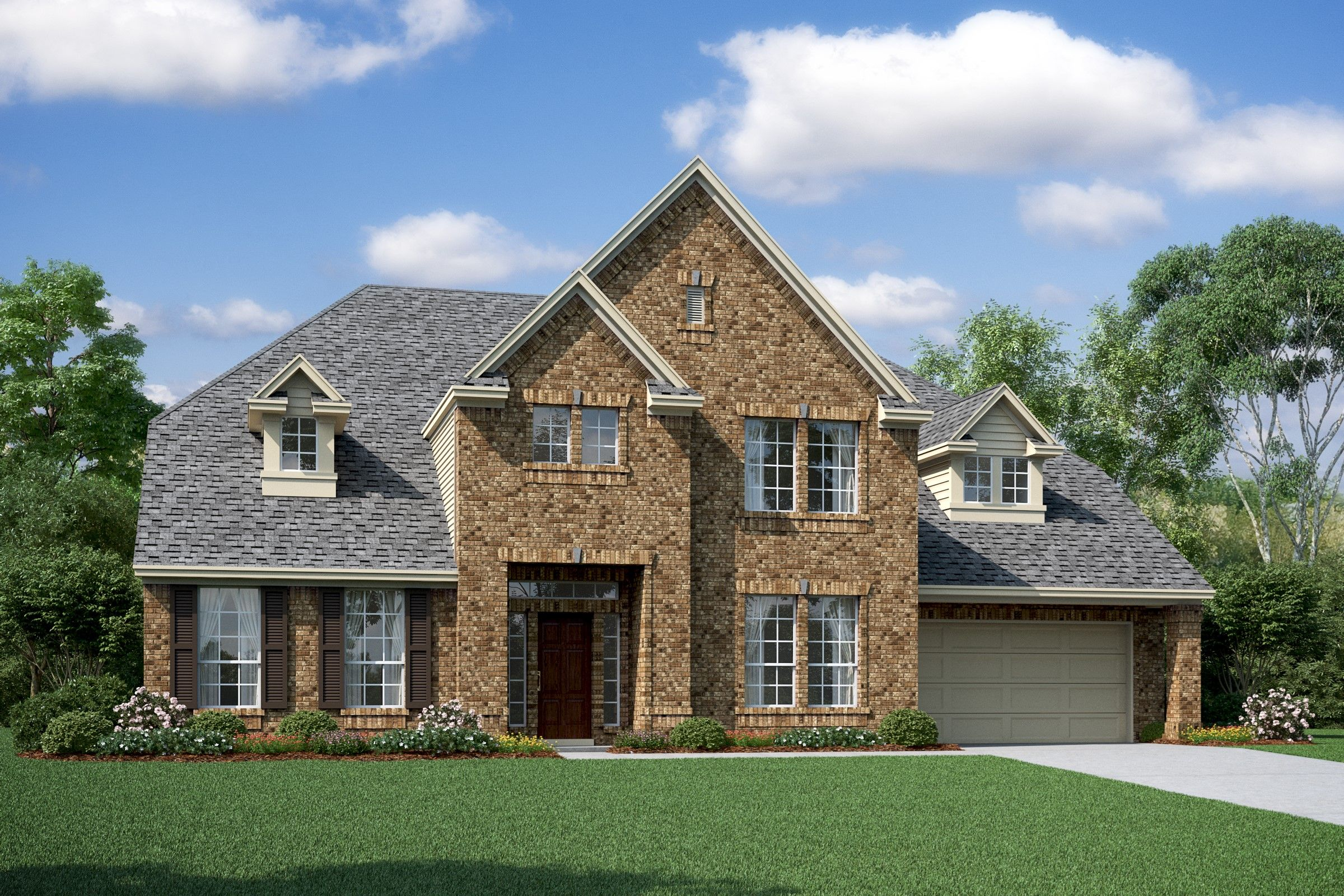 Single Family for Sale at Adaline 14818 Starwood Drive, Homesite 13 Baytown, Texas 77523 United States