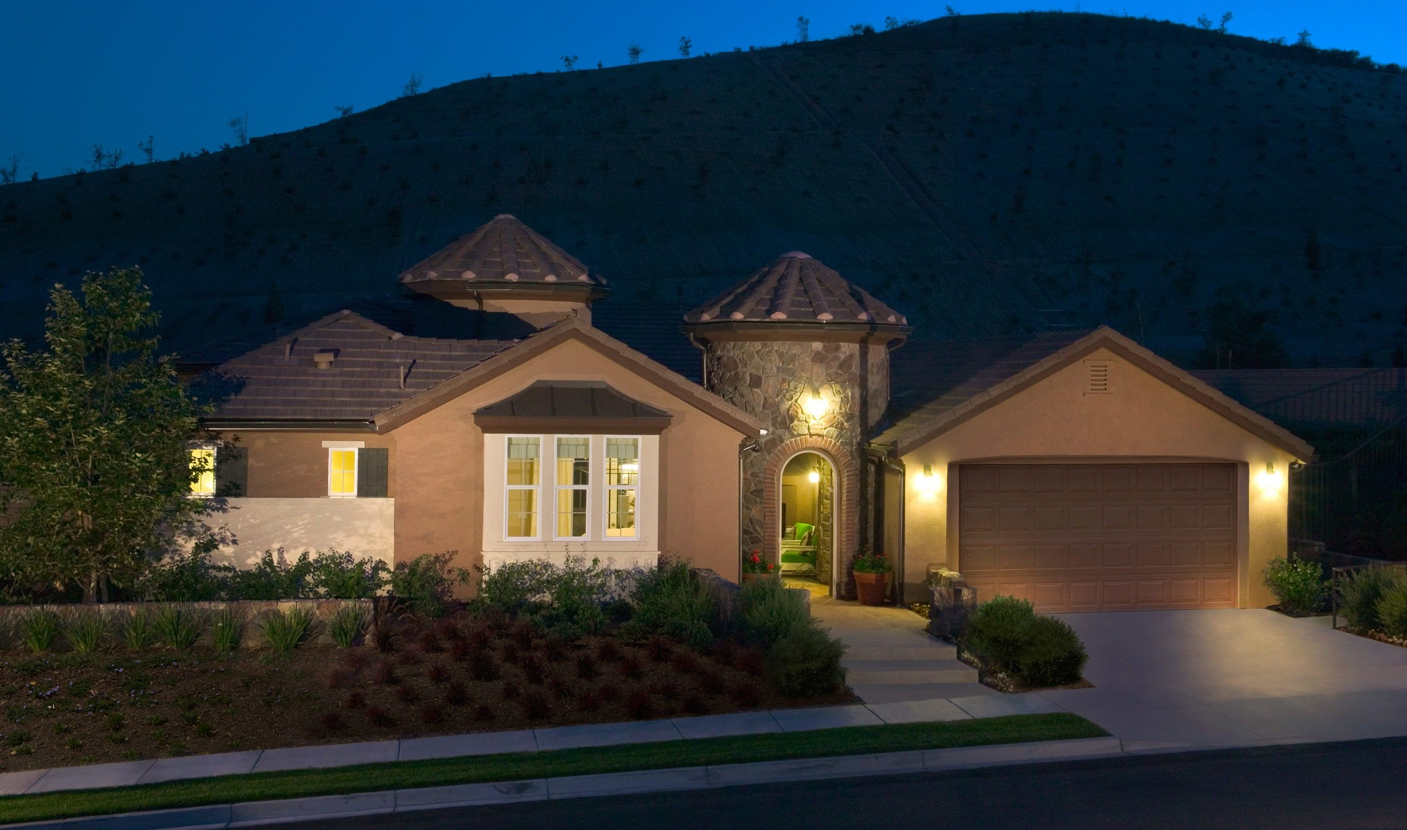 Brilliant The Executive Collection At Meridian Hills New Homes In Home Interior And Landscaping Transignezvosmurscom