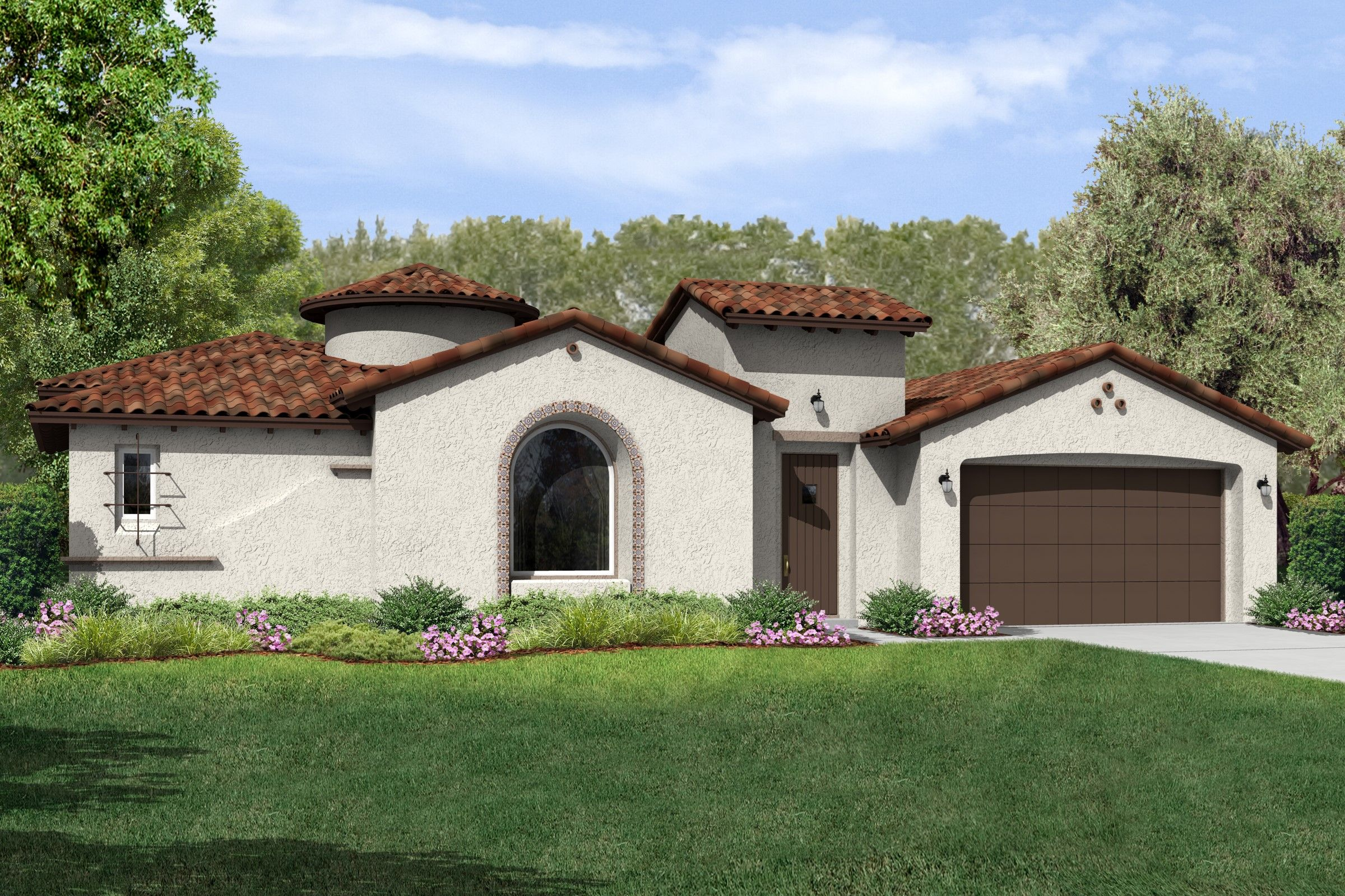 Single Family for Sale at The Executive Collection At Meridian Hills - Amber 6859 Ridgemark Drive Moorpark, California 93021 United States