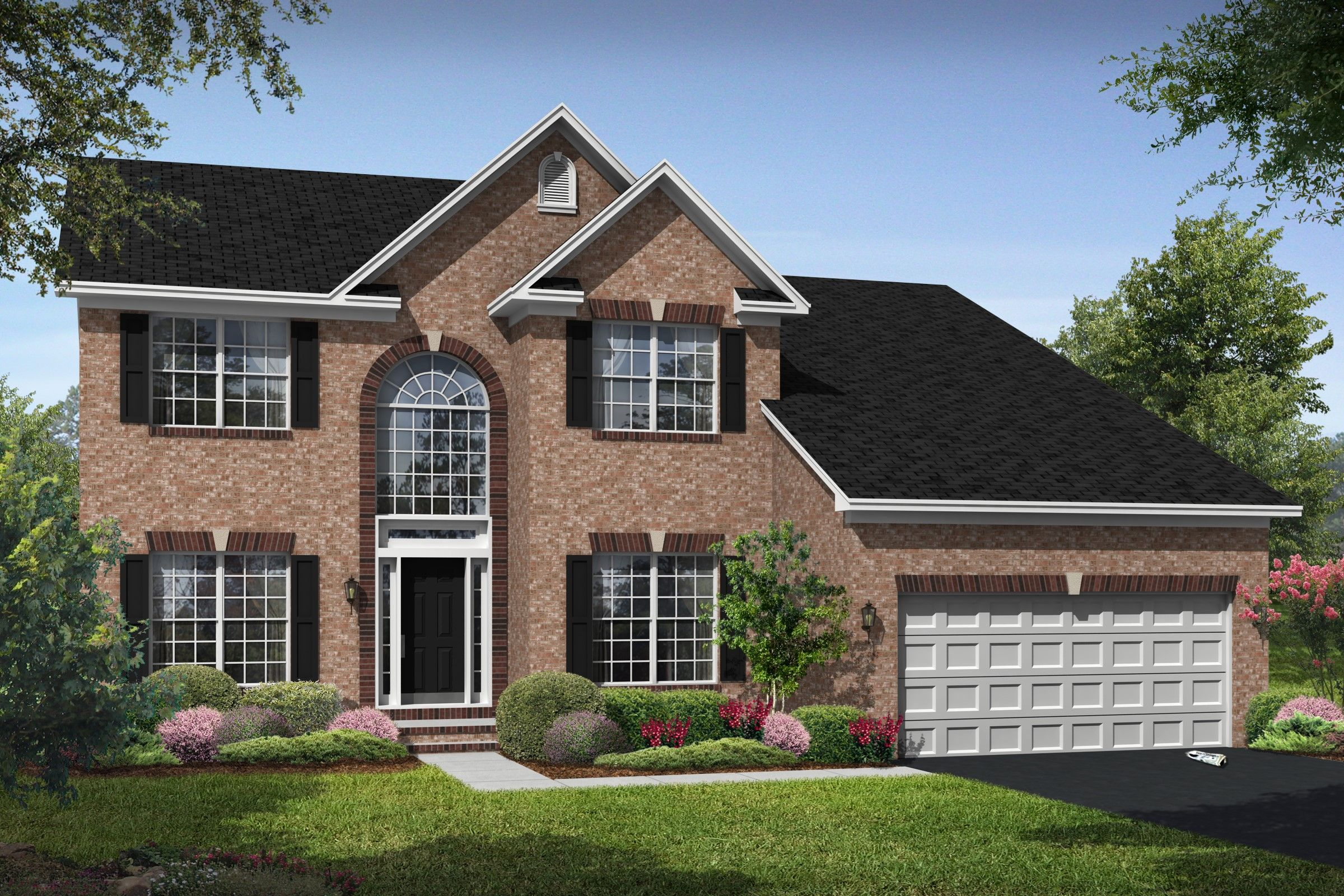 Single Family for Active at Cardinal View At Eagles Pointe - Alaska 16378 Kramer Estate Drive Woodbridge, Virginia 22191 United States