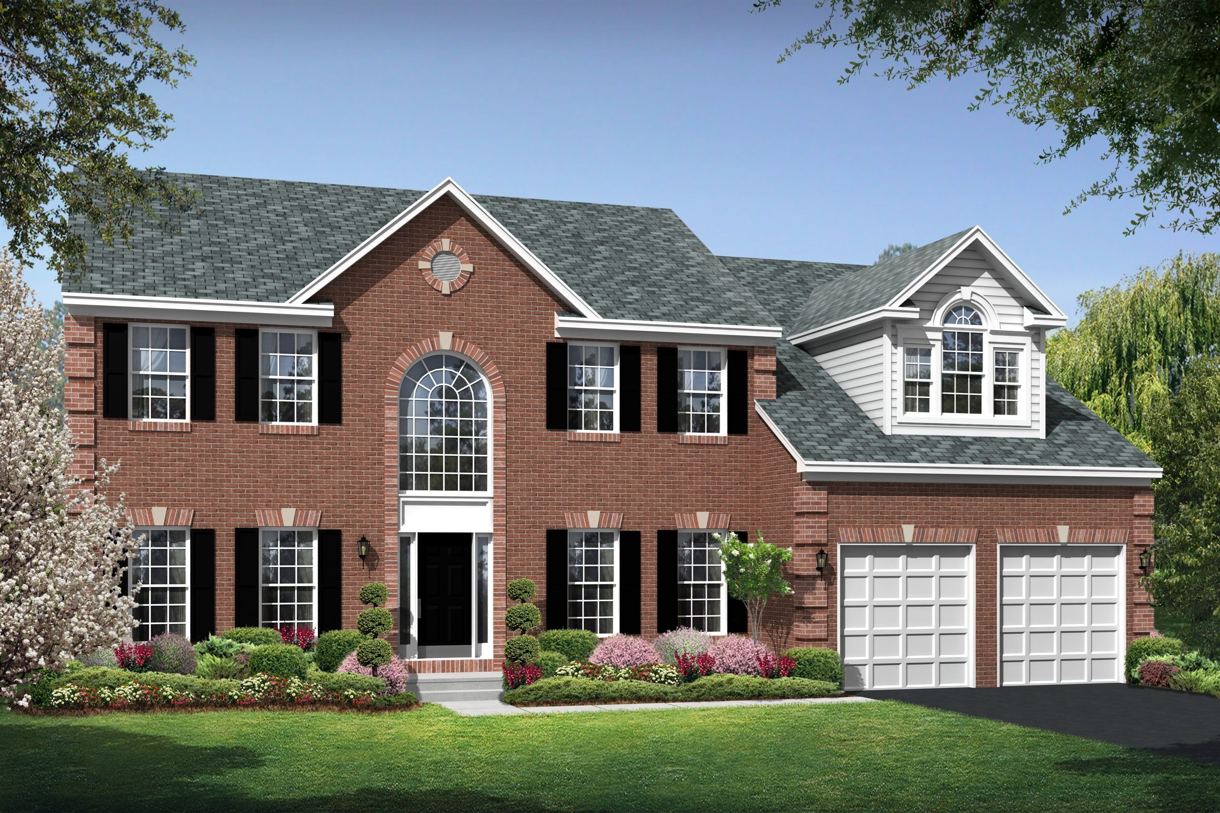 Single Family for Active at Cardinal View At Eagles Pointe - Colorado 16378 Kramer Estate Drive Woodbridge, Virginia 22191 United States