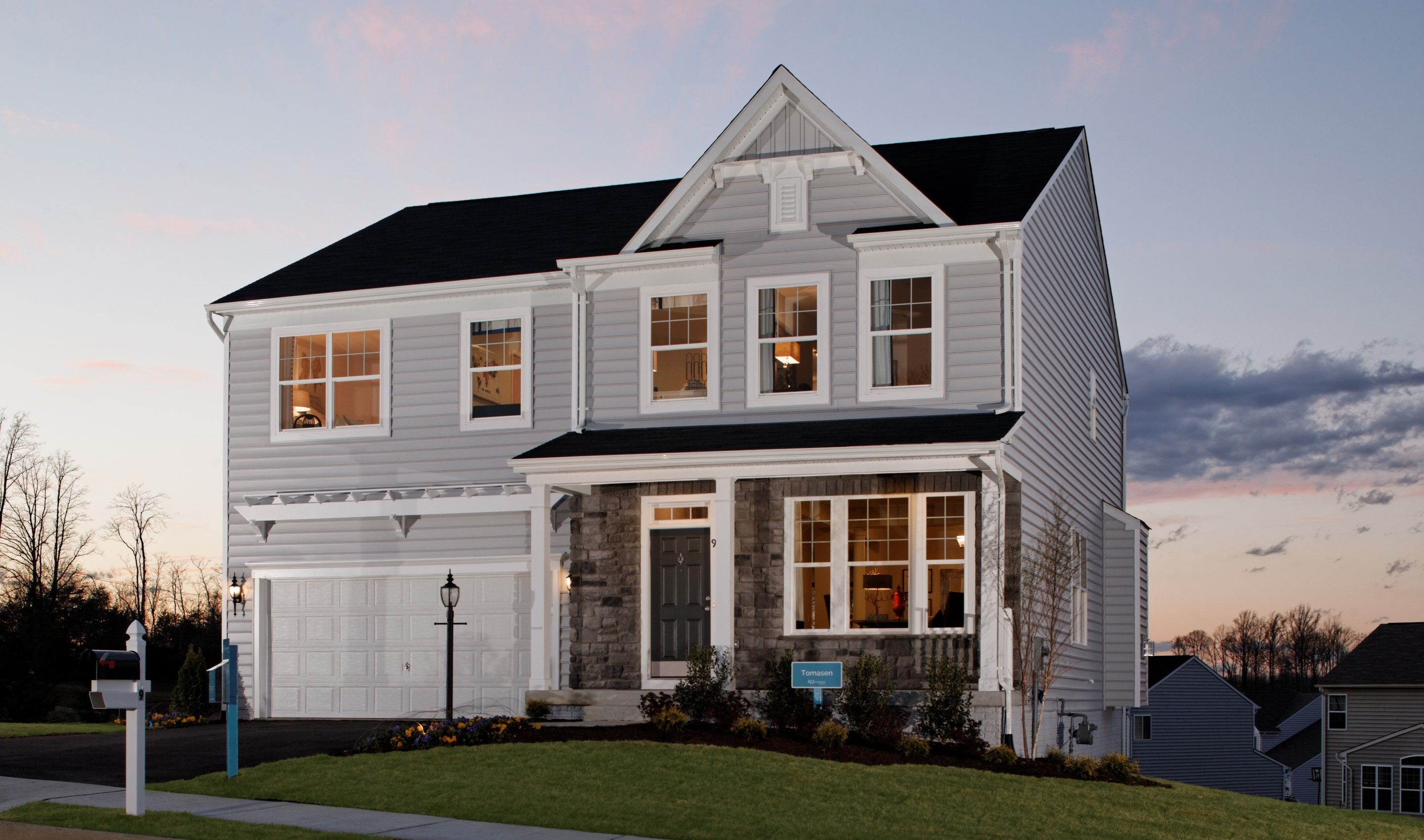 Single Family for Active at Alaska - South Collection 3 Perth Drive, Homesite 549 Fredericksburg, Virginia 22405 United States
