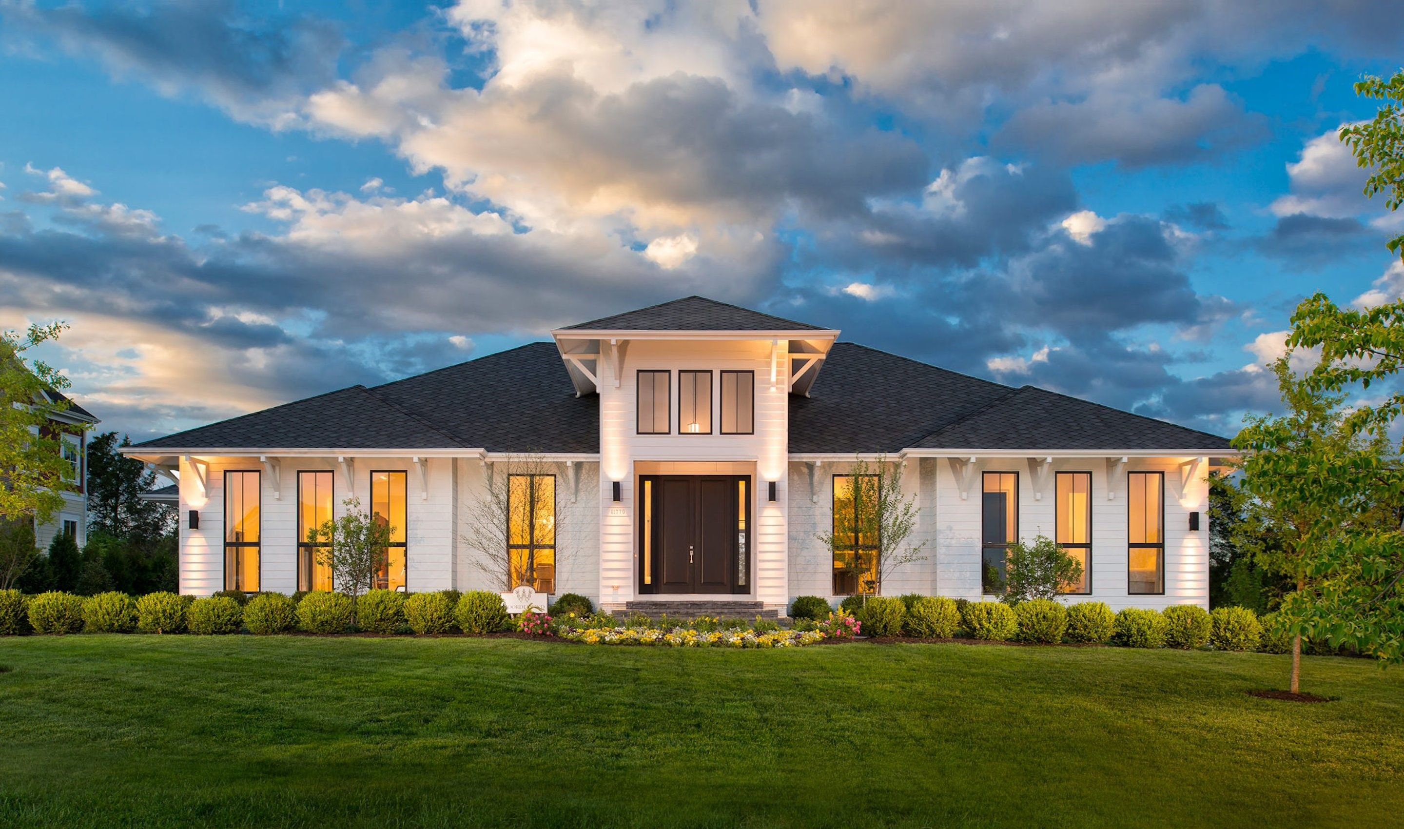 Single Family for Active at Zuiderwind 40880 Blue Star Court, Homesite 10 Aldie, Virginia 20105 United States