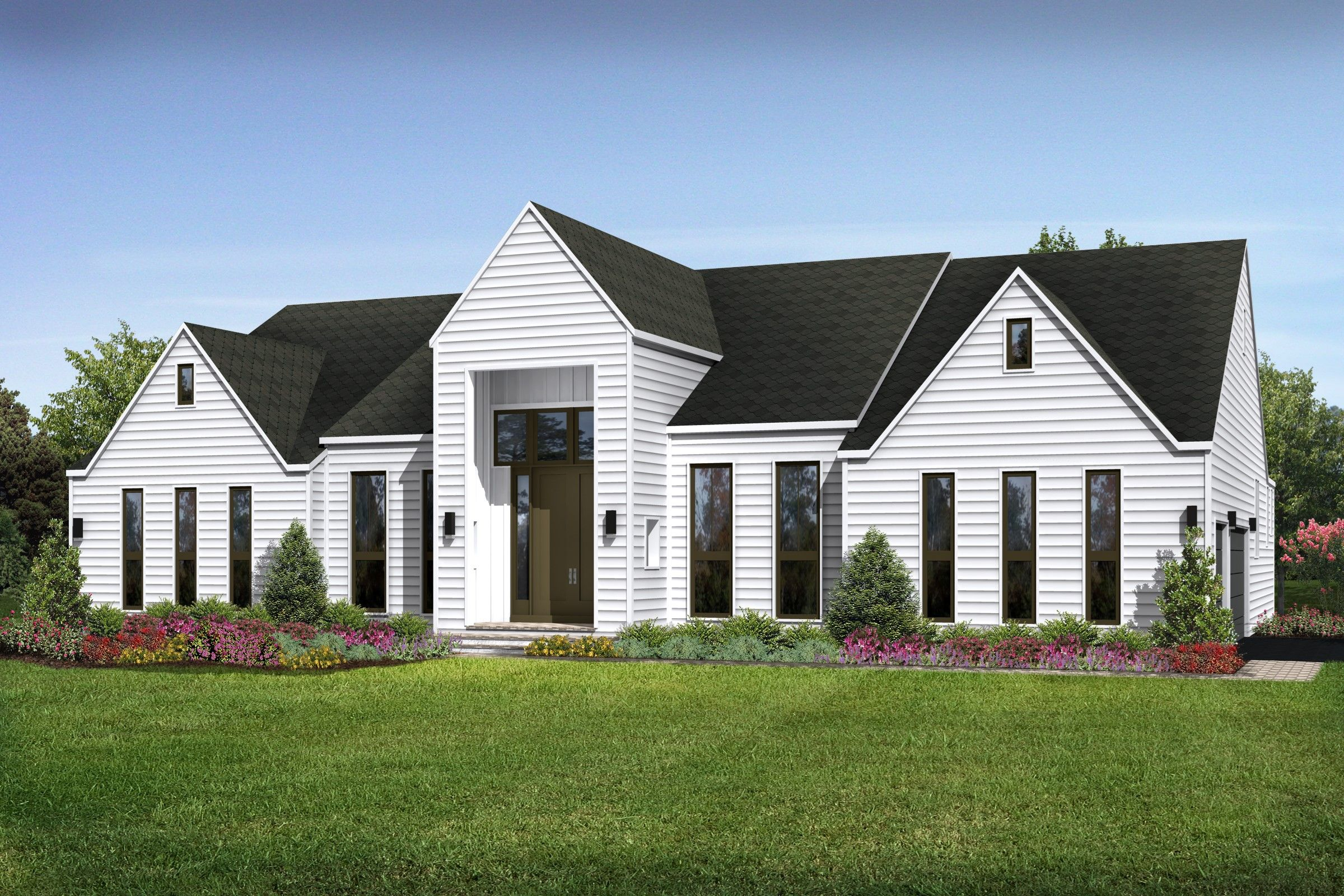 Single Family for Active at Line K At Thompson's Grant - Noorderwind 964 Walker Road Great Falls, Virginia 22066 United States