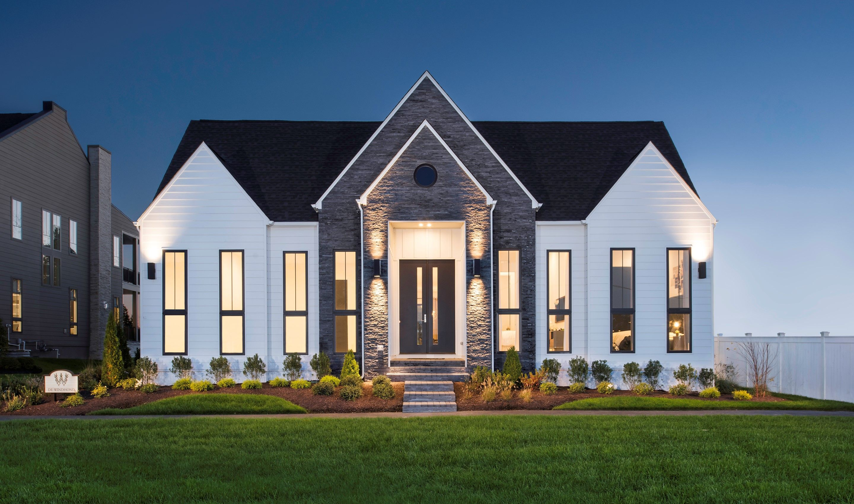 Single Family for Active at De Zoeker 40987 Spanglegrass Court, Homesite 19 Aldie, Virginia 20105 United States