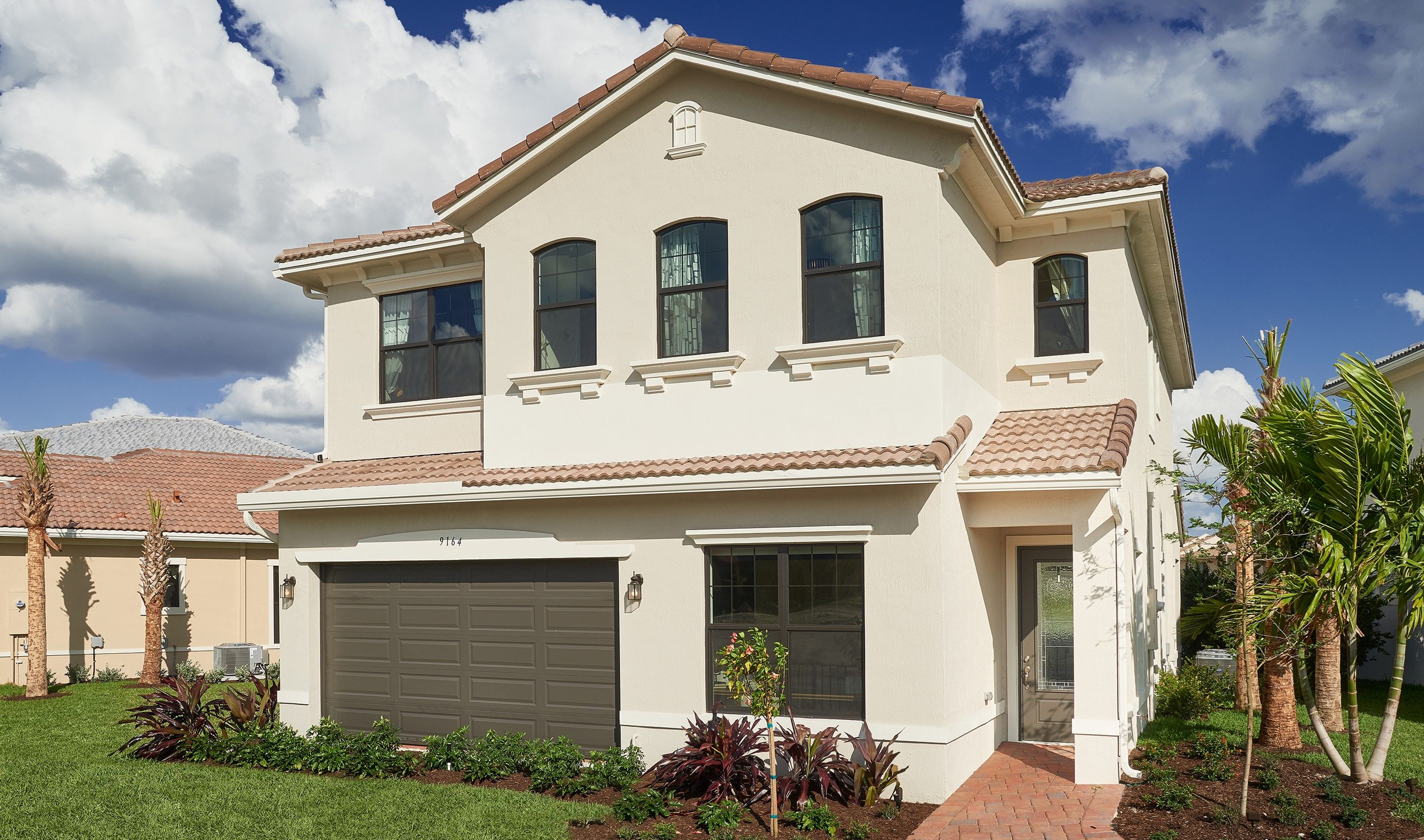 Single Family for Active at Vitale 8963 Nw 39th Street, Homesite 160 Coral Springs, Florida 33065 United States