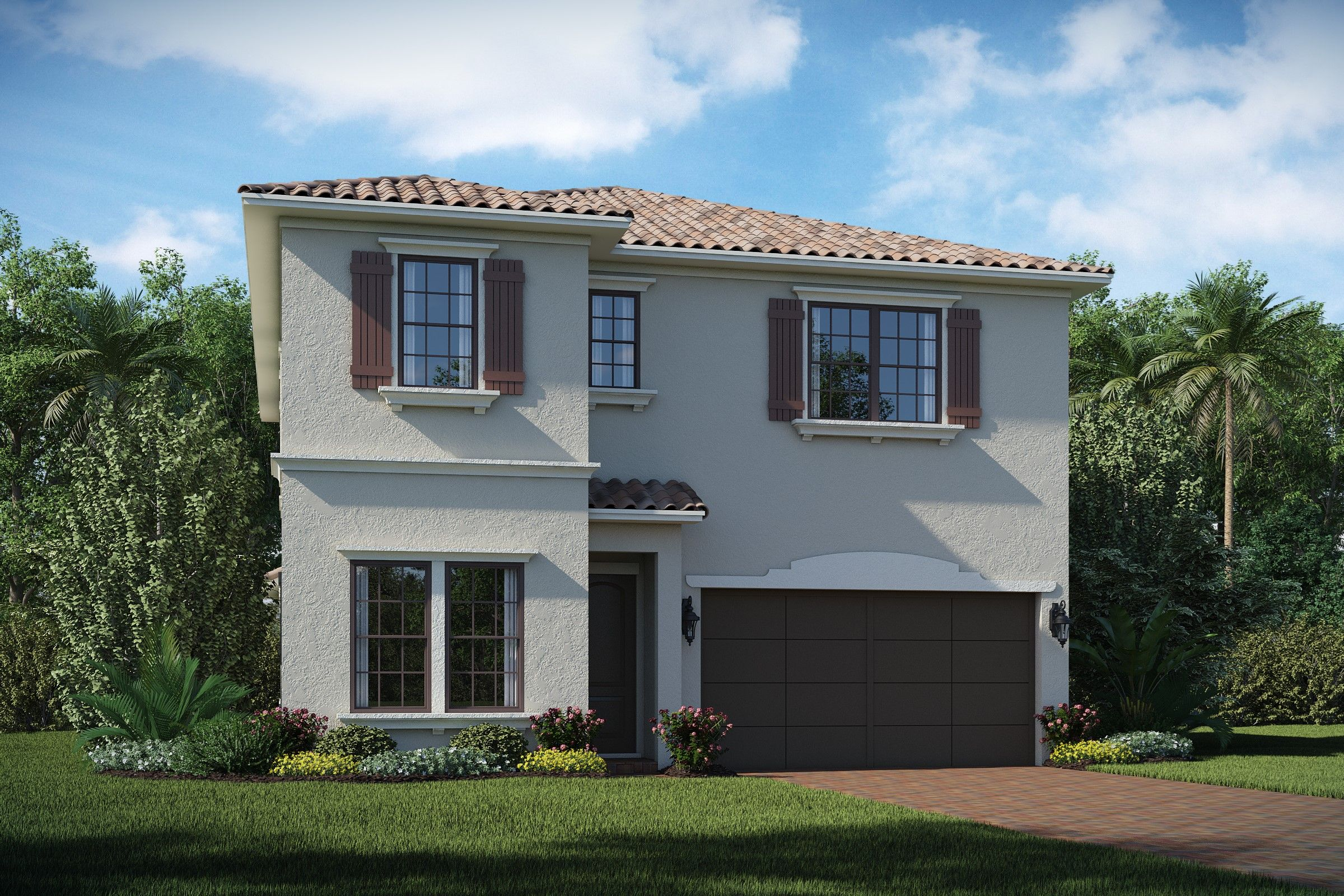 Single Family for Active at Coral Lago - Wheatley University Drive And Nw 39th Street Coral Springs, Florida 33075 United States
