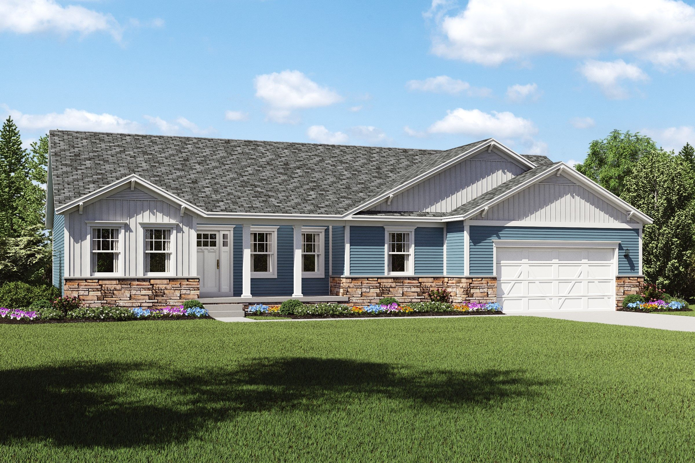 Greensburg New Homes New Construction Home Builders