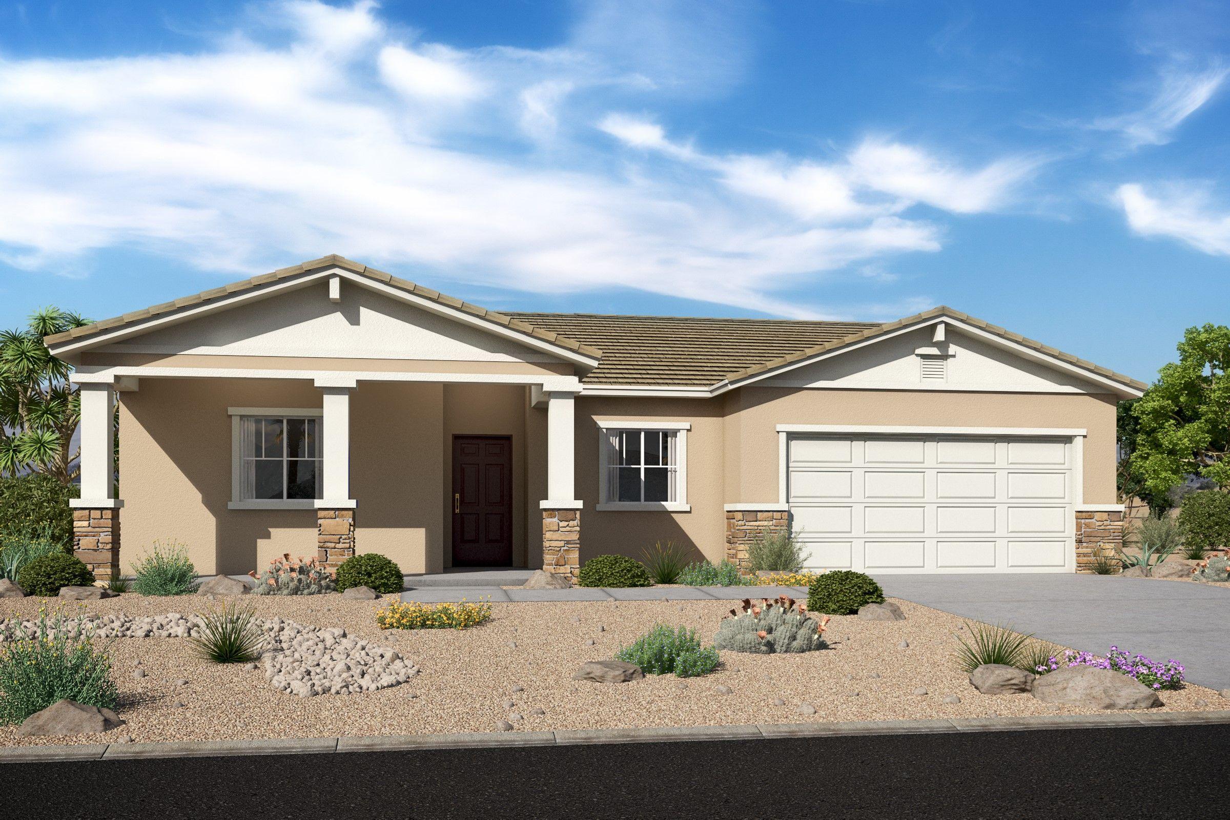 Single Family for Sale at Denali 329 East Atlantic Drive, Homesite 30 Casa Grande, Arizona 85122 United States