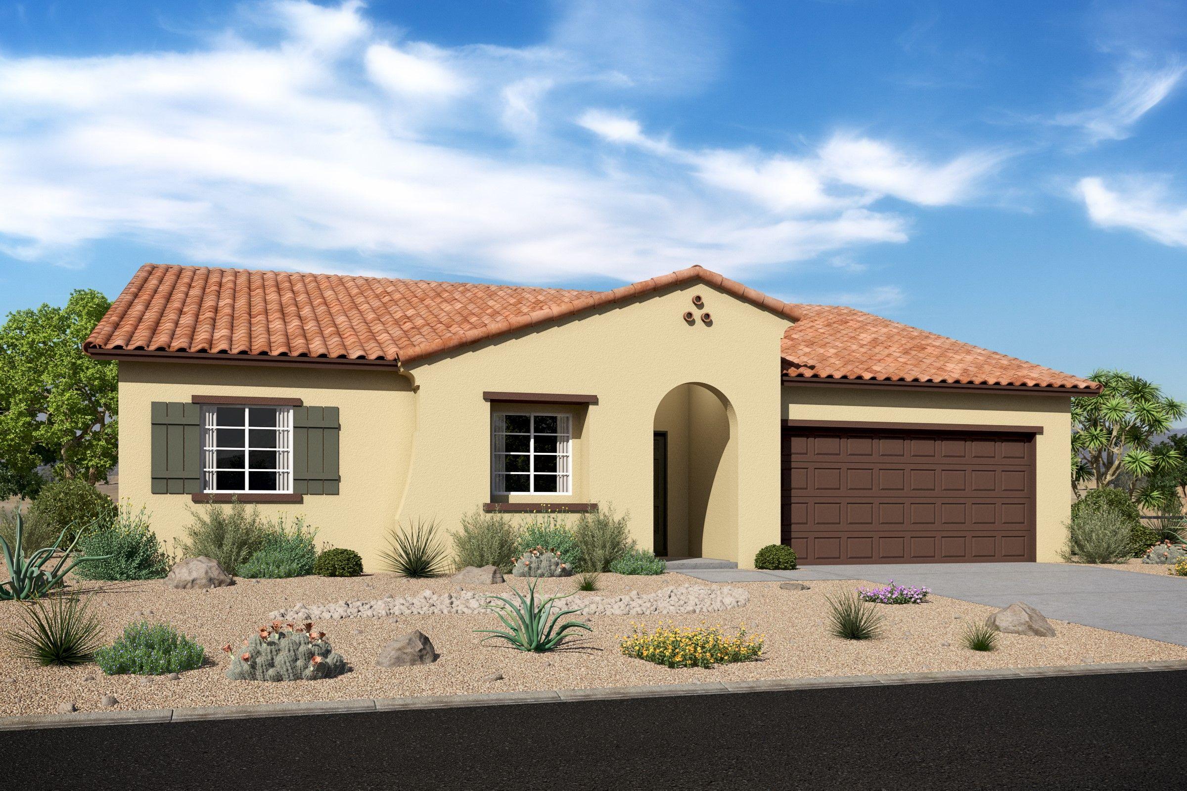 Single Family for Sale at Everest 309 East Atlantic Drive, Homesite 31 Casa Grande, Arizona 85122 United States
