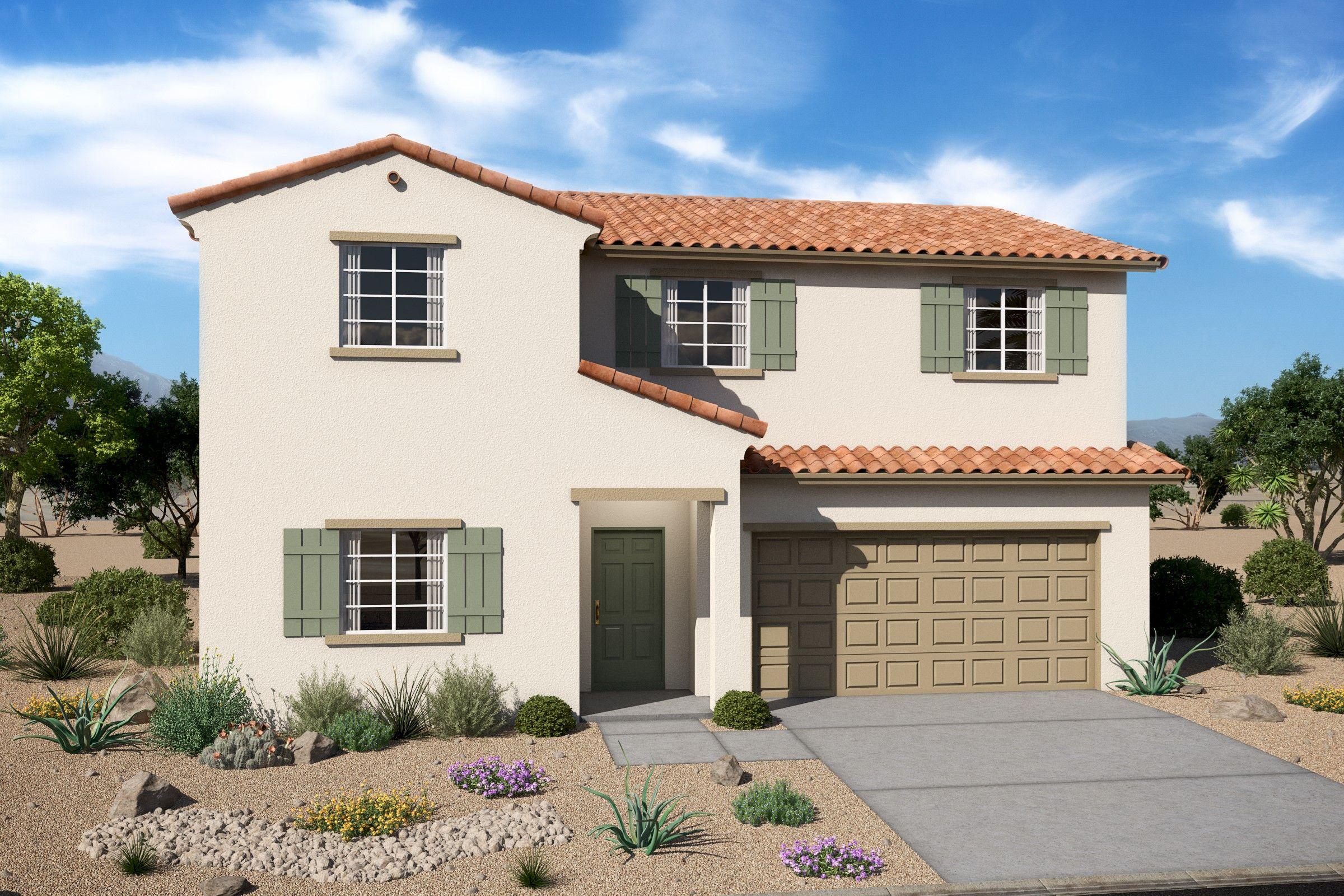 Single Family for Sale at Ascend At Villago - Rainier 251 East Atlantic Drive Casa Grande, Arizona 85122 United States
