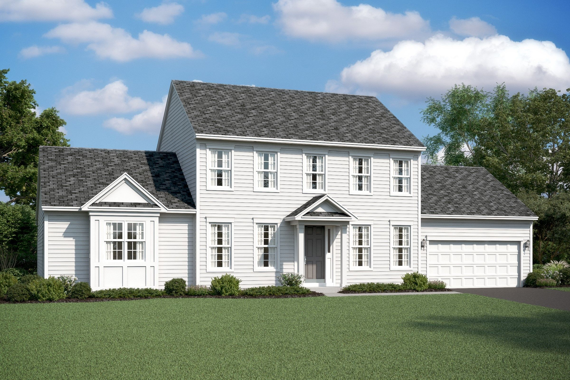 Single Family for Active at The Reserves At Leeland Station - San Michele 120 Perth Drive Fredericksburg, Virginia 22405 United States