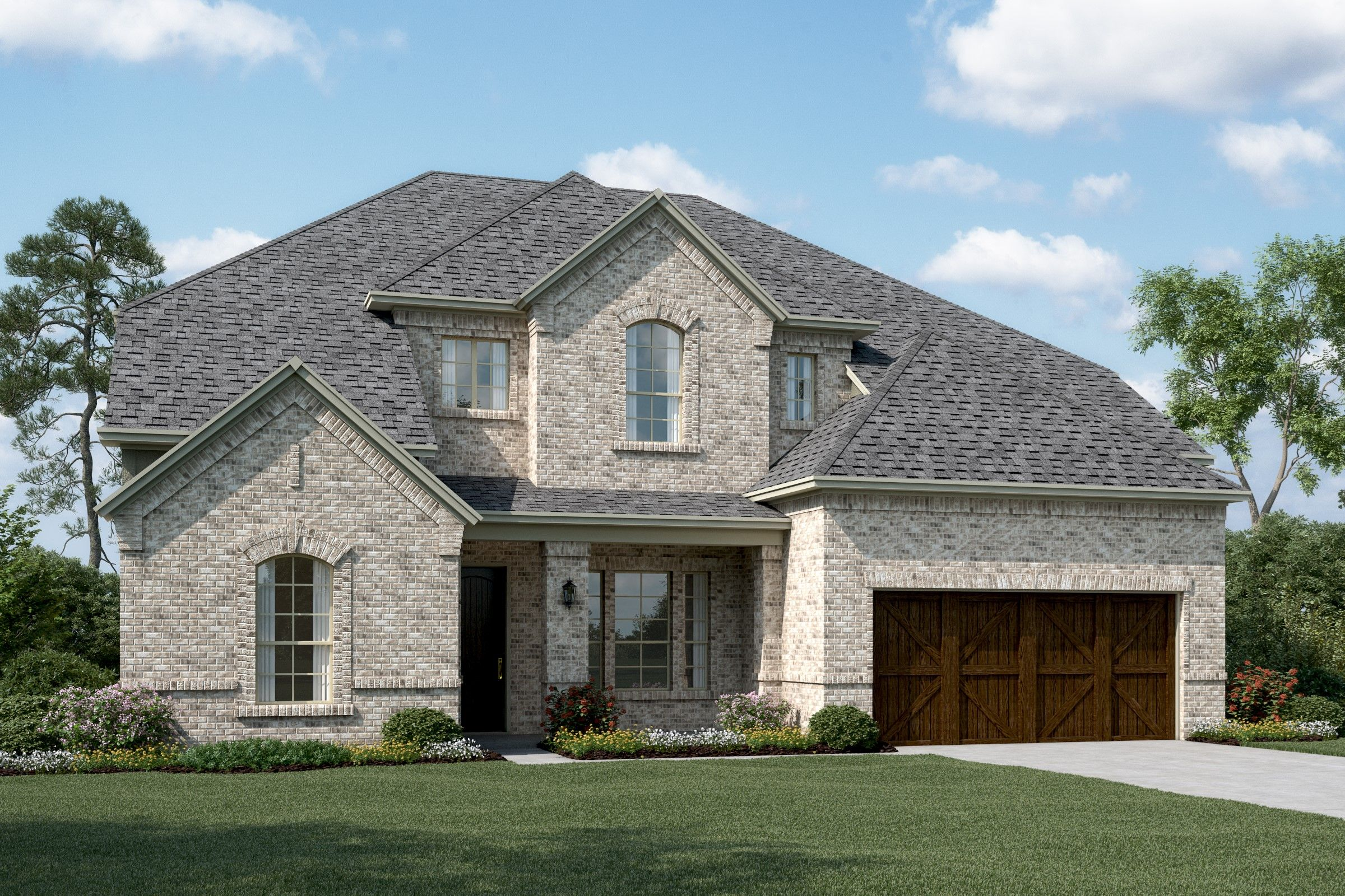 Single Family for Active at Bluff Creek Estates - Graystone Iii - Villas 828 Anderetti Drive Murphy, Texas 75094 United States