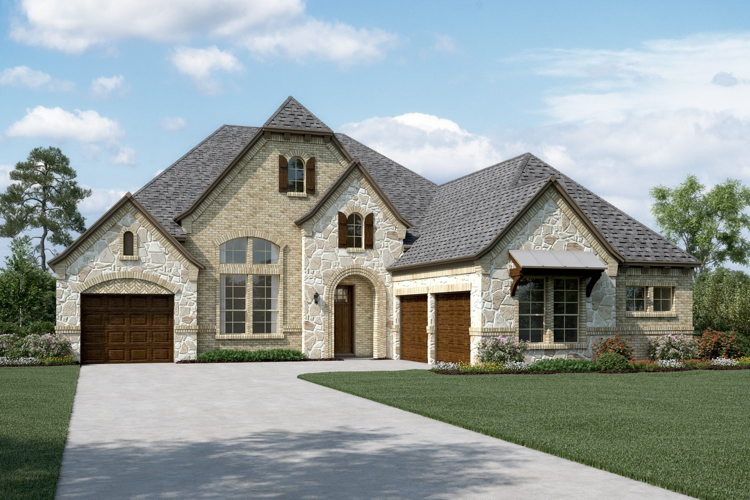 Single Family for Active at Primrose - Manor 736 Sterling Drive Murphy, Texas 75094 United States