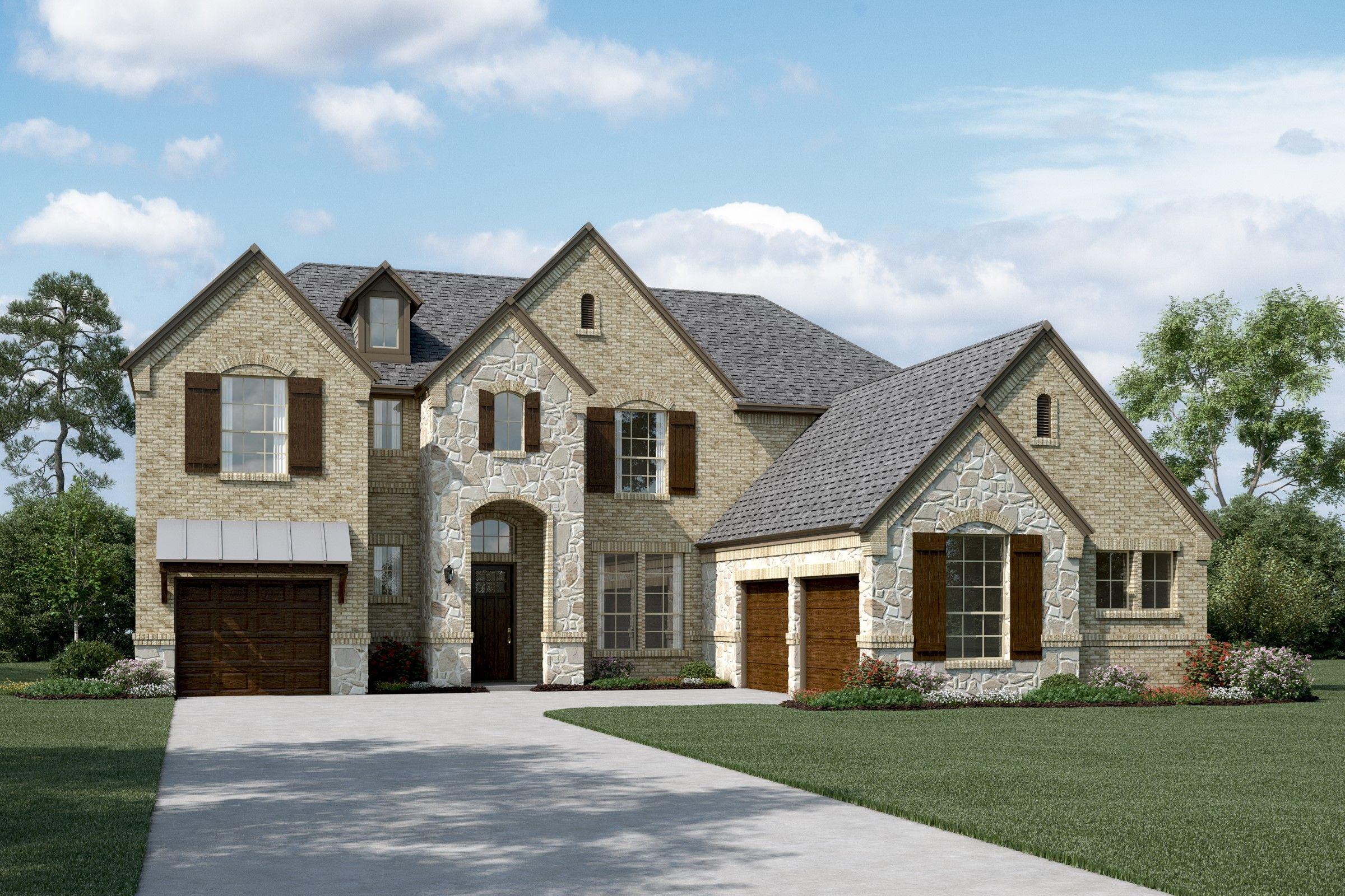 Single Family for Active at Bluff Creek Estates - Weston - Villas 828 Anderetti Drive Murphy, Texas 75094 United States
