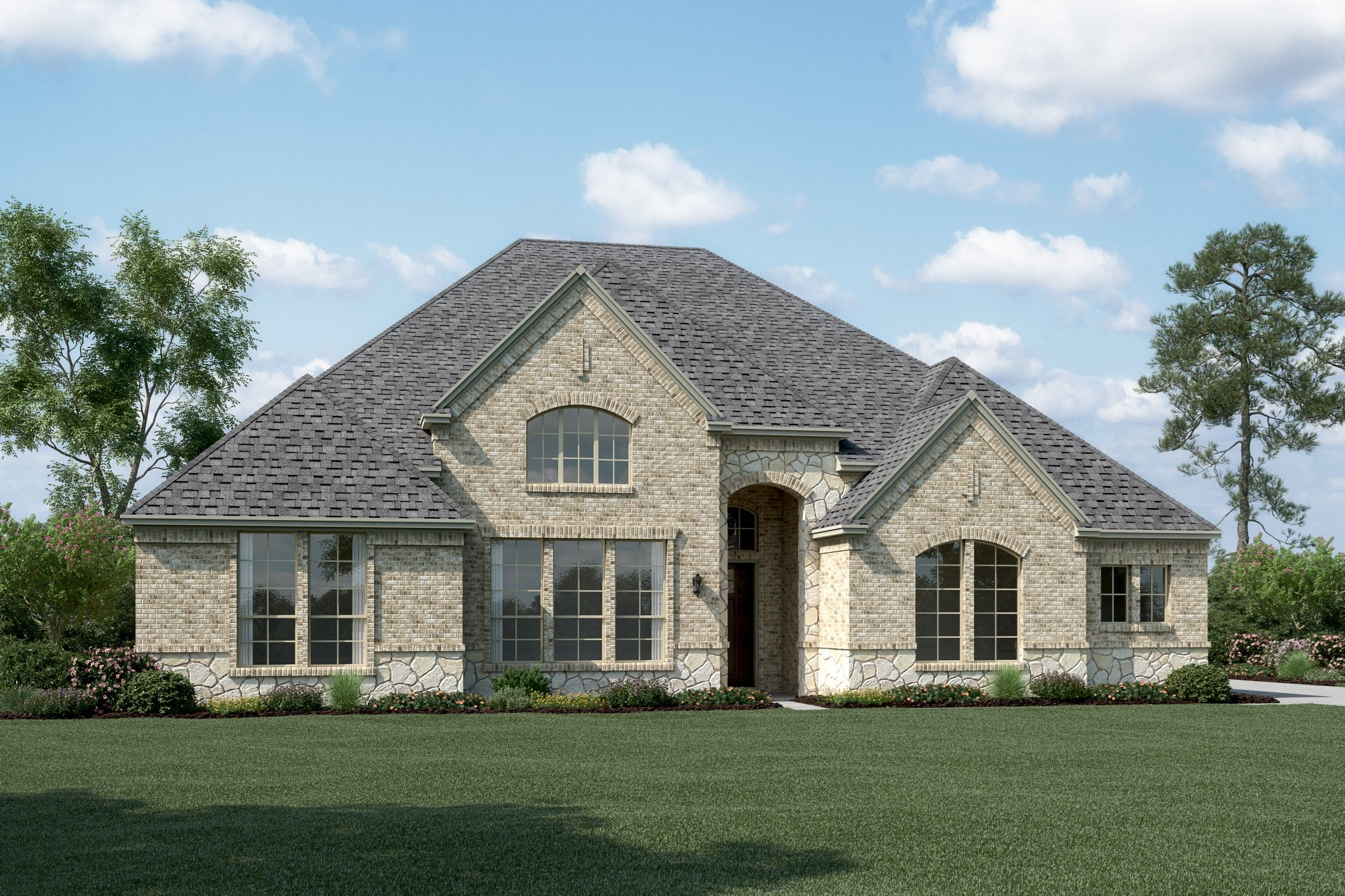 Single Family for Active at Springfield - Estates 625 Sassy Drive Murphy, Texas 75094 United States