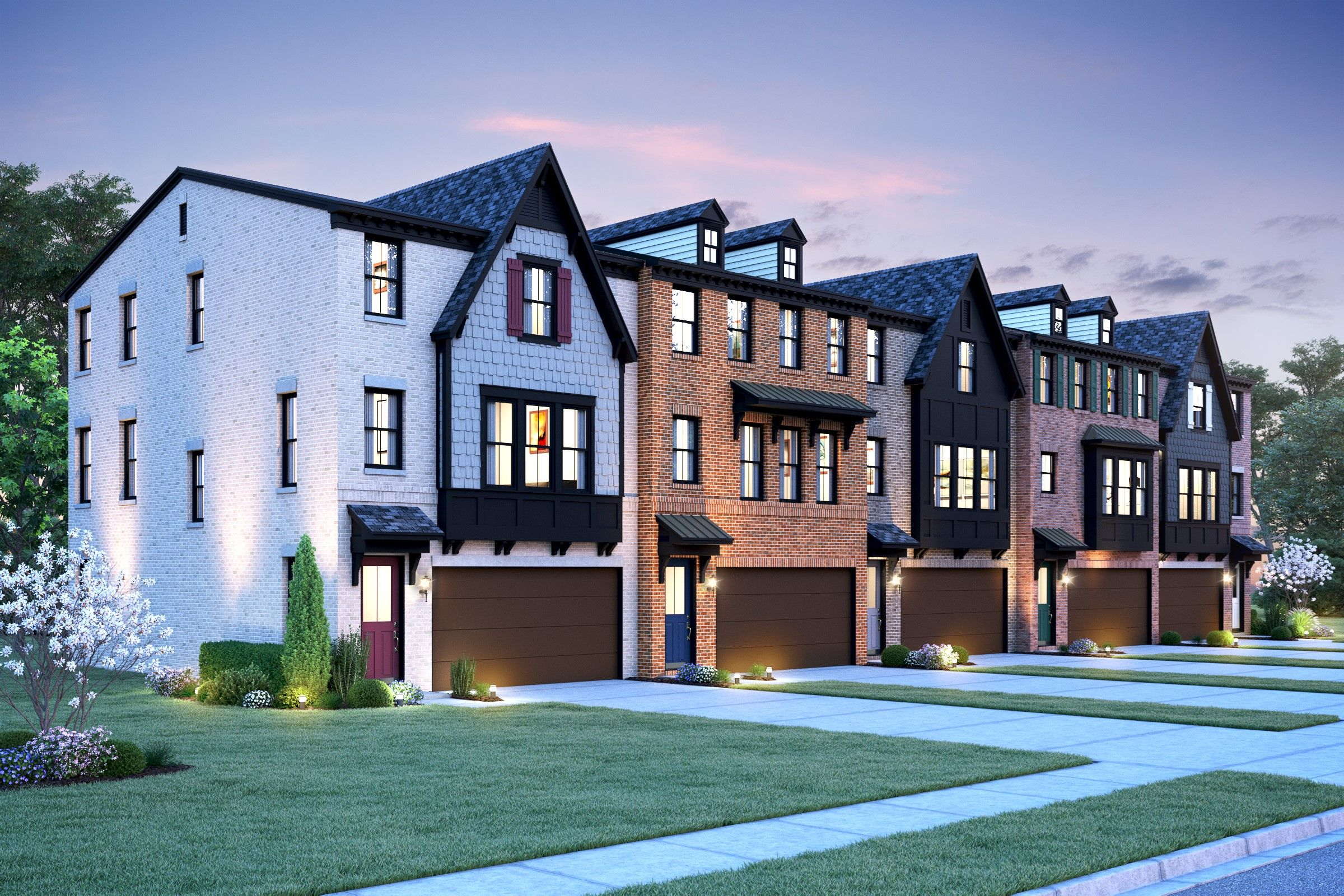 Multi Family for Active at Bennington I 4080 Privet Drive Chantilly, Virginia 20151 United States