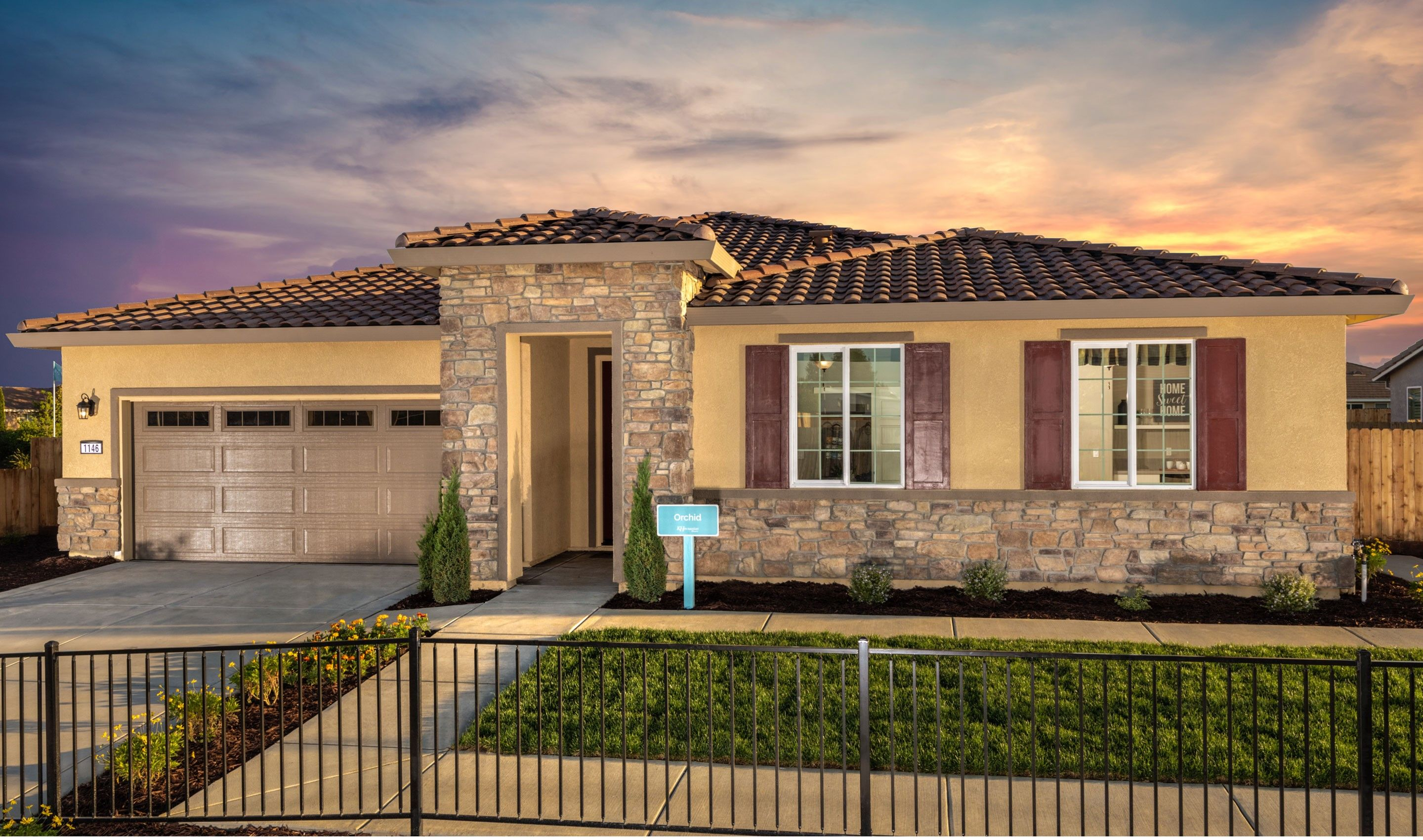 Single Family for Active at Lily 4515 Park Side Street Antioch, California 94531 United States