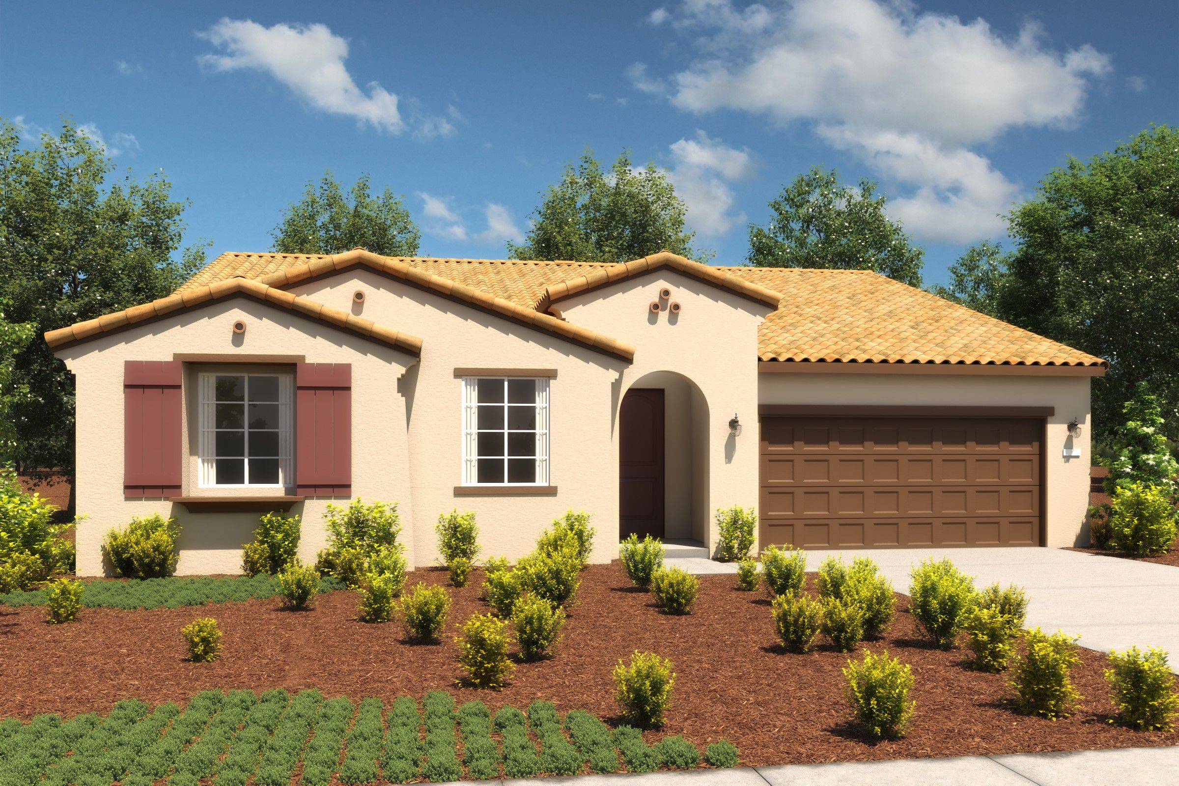 Single Family for Active at Riverview At Monterra - Orchid 4588 Goode Street Antioch, California 94531 United States