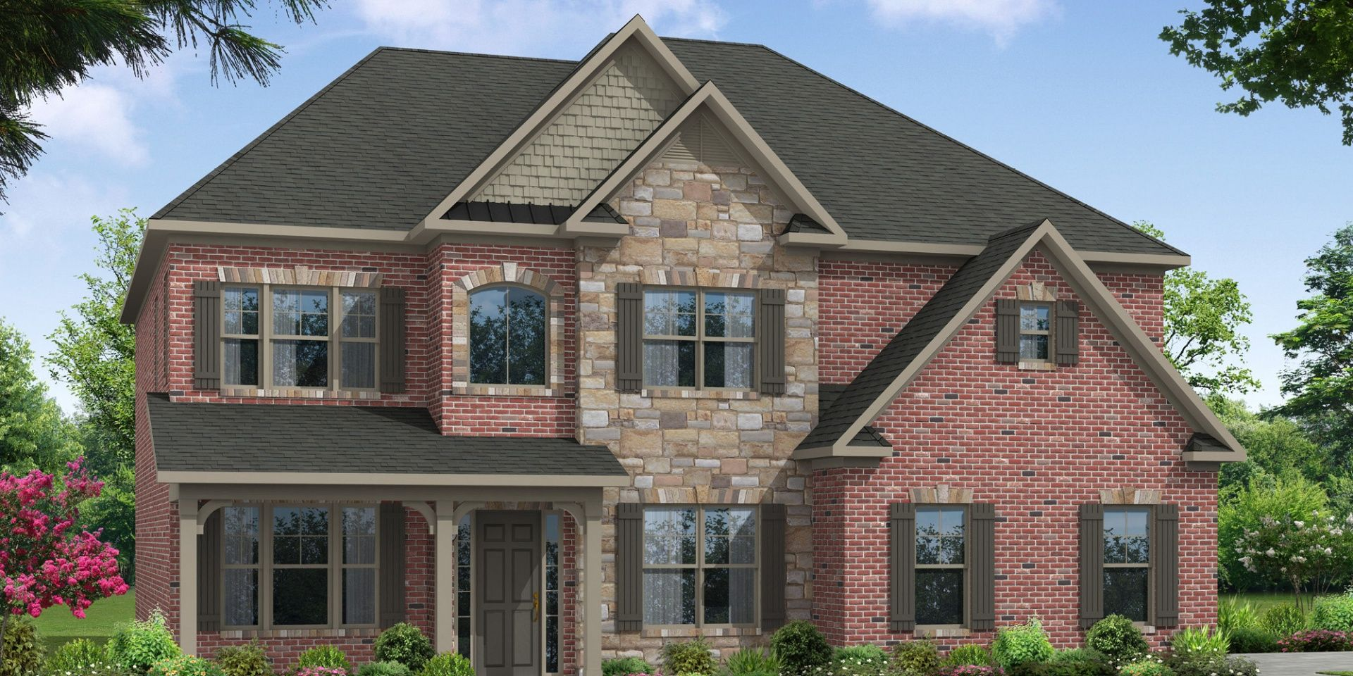 Single Family for Sale at The Estates At Hickory Flat - Middleton 317 Lower Birmingham Road Canton, Georgia 30115 United States