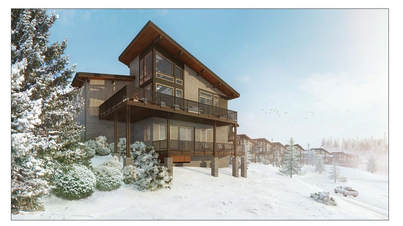 Single Family for Active at Rendezvous Colorado - Ramshorn I 77795 Us Highway 40 Winter Park, Colorado 80482 United States