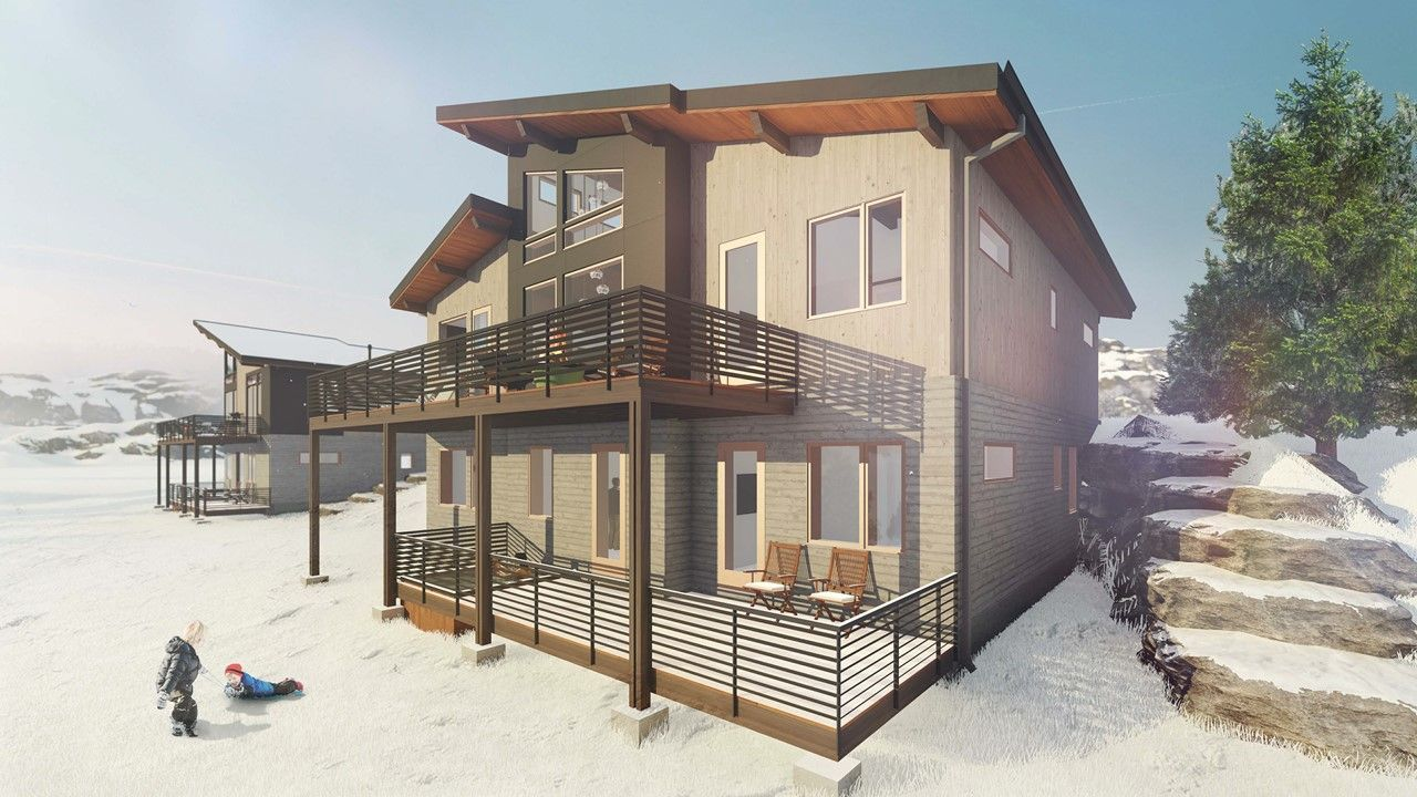 Single Family for Active at Rendezvous Colorado - Ramshorn Ii 77795 Us Highway 40 Winter Park, Colorado 80482 United States