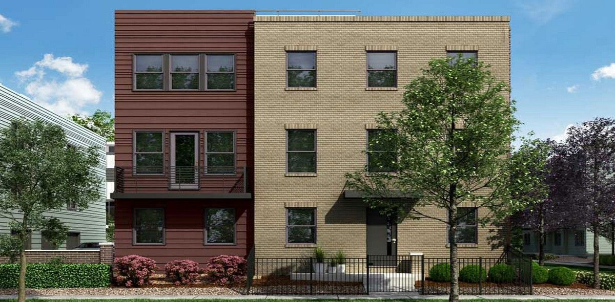 Single Family for Sale at City Homes At Lincoln Park - C Unit W 11th Ave & Mariposa St Denver, Colorado 80204 United States