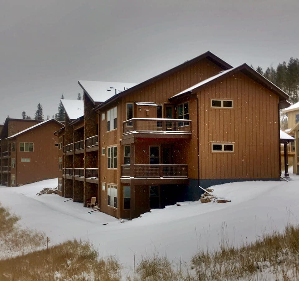 Multi Family for Active at Rendezvous Colorado - Elkhorn Townhome - Downhill C - End Unit 77795 Us Highway 40 Winter Park, Colorado 80482 United States