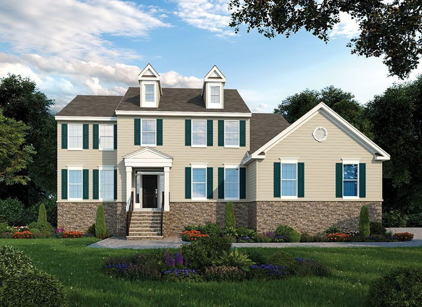 Unifamiliar por un Venta en Point Of Woods - Rose 1 Blue Jay Court Monmouth Junction, New Jersey 08852 United States