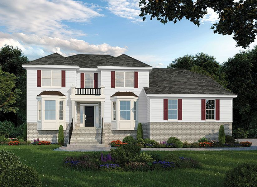 Unifamiliar por un Venta en Point Of Woods - Jasmine 1 Blue Jay Court Monmouth Junction, New Jersey 08852 United States