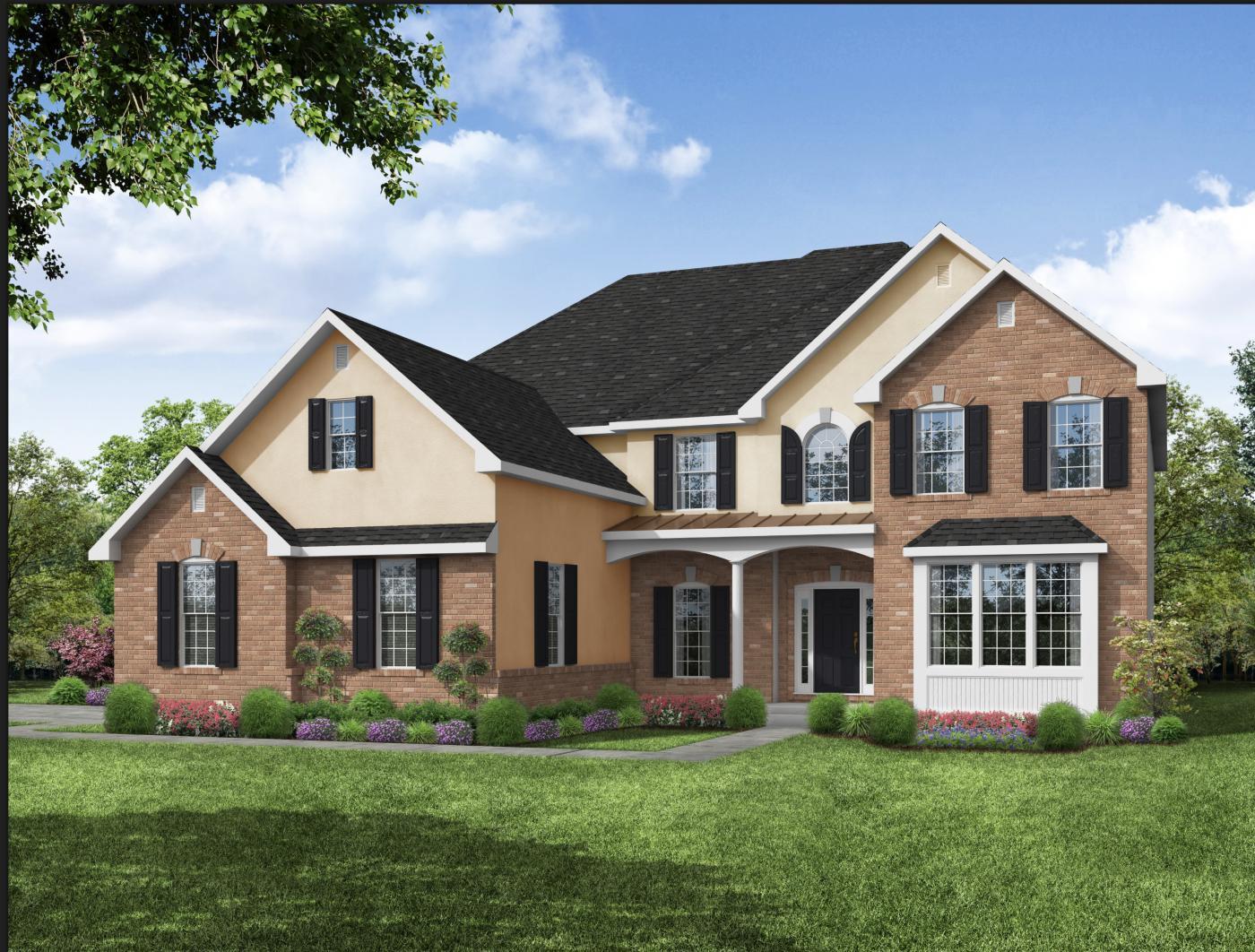 Unifamiliar por un Venta en Parkview Estates - Richmond 3 Car Garage 35 Saddle Lane Easton, Pennsylvania 18045 United States