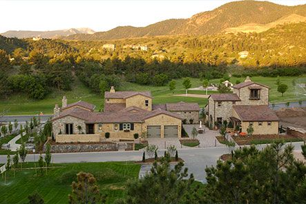 Single Family for Sale at Villa Modena 1813 La Bellezza Grove Colorado Springs, Colorado 80919 United States
