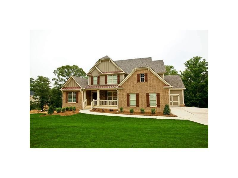 Douglasville new homes new construction home builders for Home builders in douglasville ga