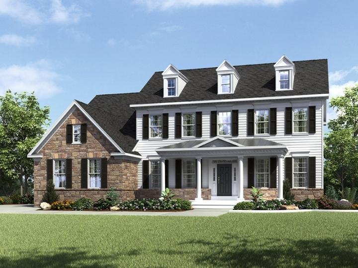 单亲家庭 为 销售 在 The Reserve At Brightwell Crossing - Seneca 17919 Elgin Rd Poolesville, Maryland 20837 United States