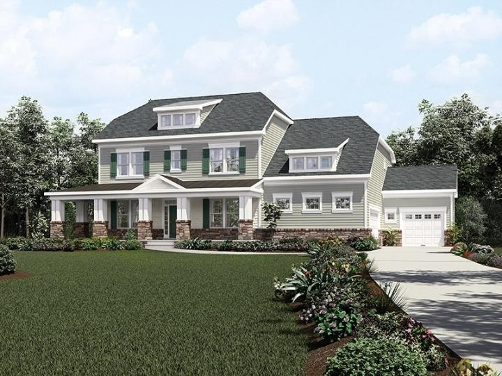 Unifamiliar por un Venta en The Reserve At Brightwell Crossing - Kenwood 17919 Elgin Rd Poolesville, Maryland 20837 United States