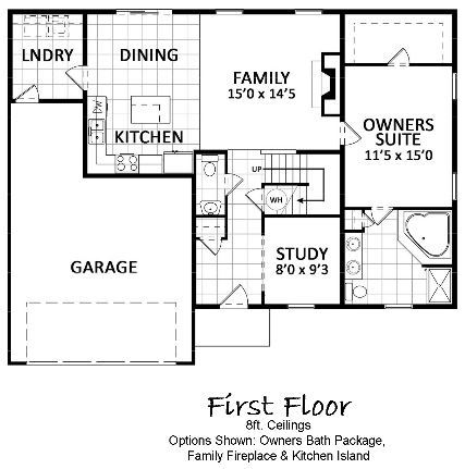 Sweetbriar creek dawson manheimlancaster county for Manheim floor plan
